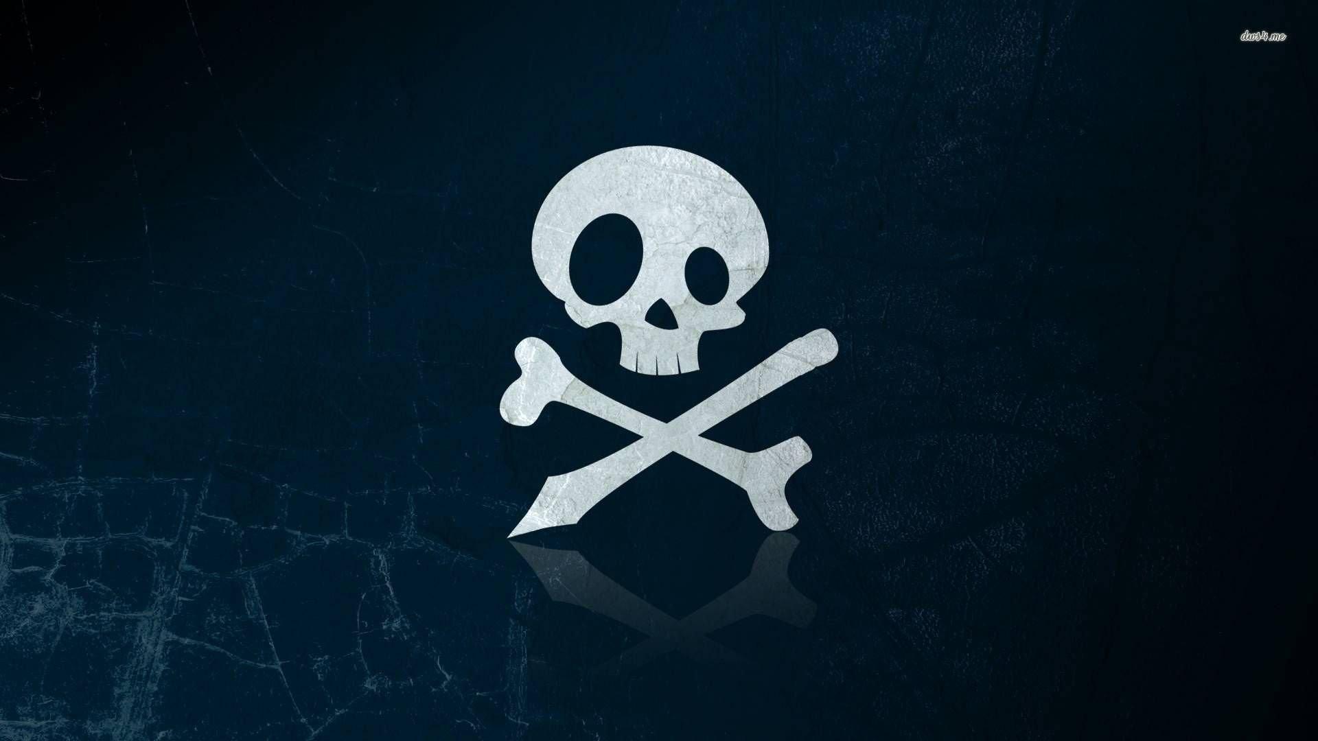 Skull And Bones 2018 Video Game 4k Hd Desktop Wallpaper: Blue Skulls Wallpaper (48+ Images