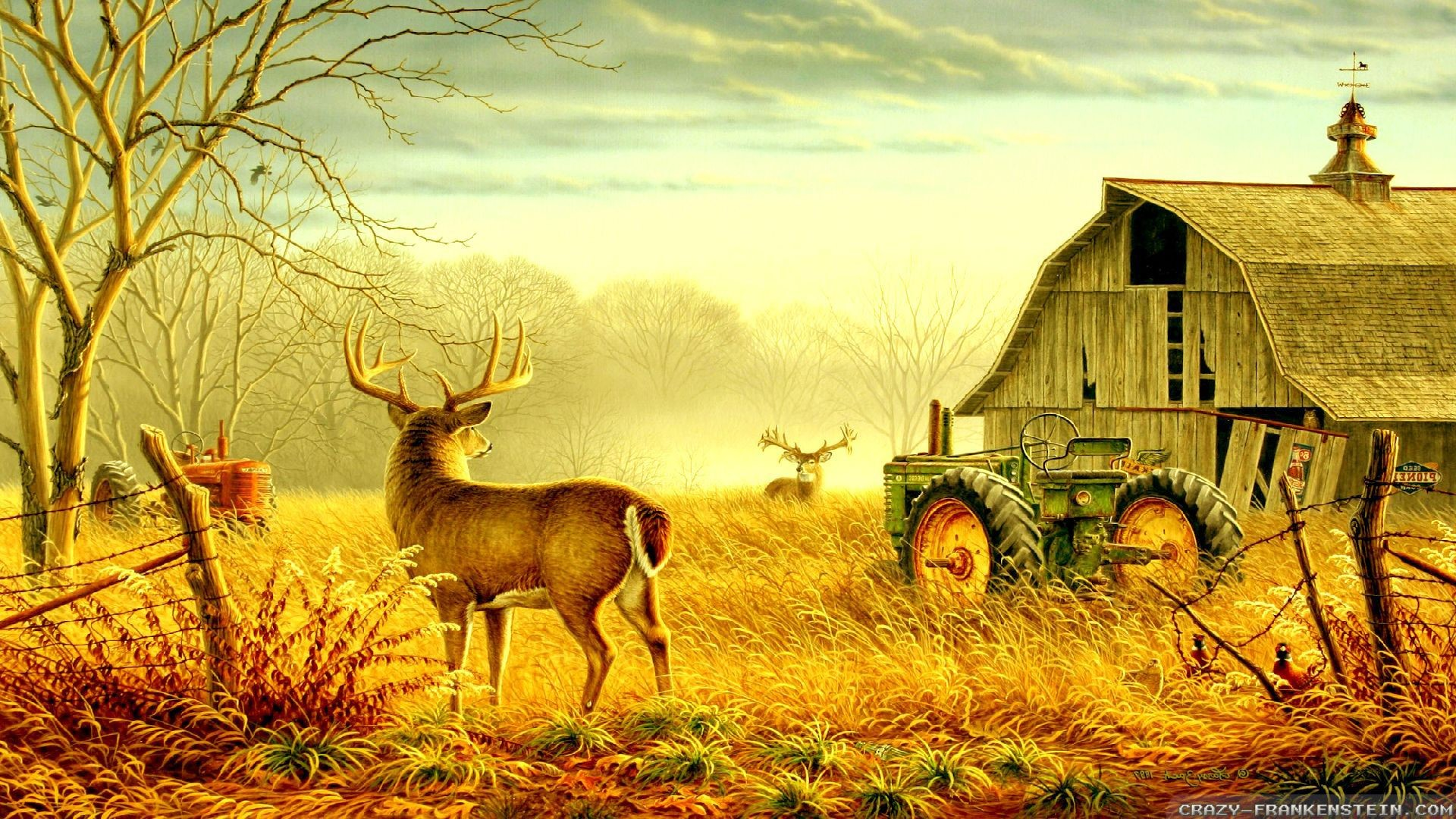 Country Christmas Wallpaper (52+ Images