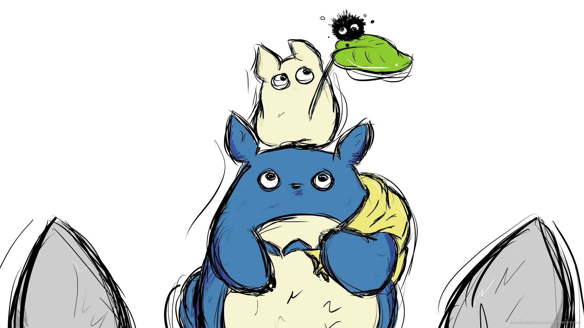 Totoro Wallpaper HD (62+ images)