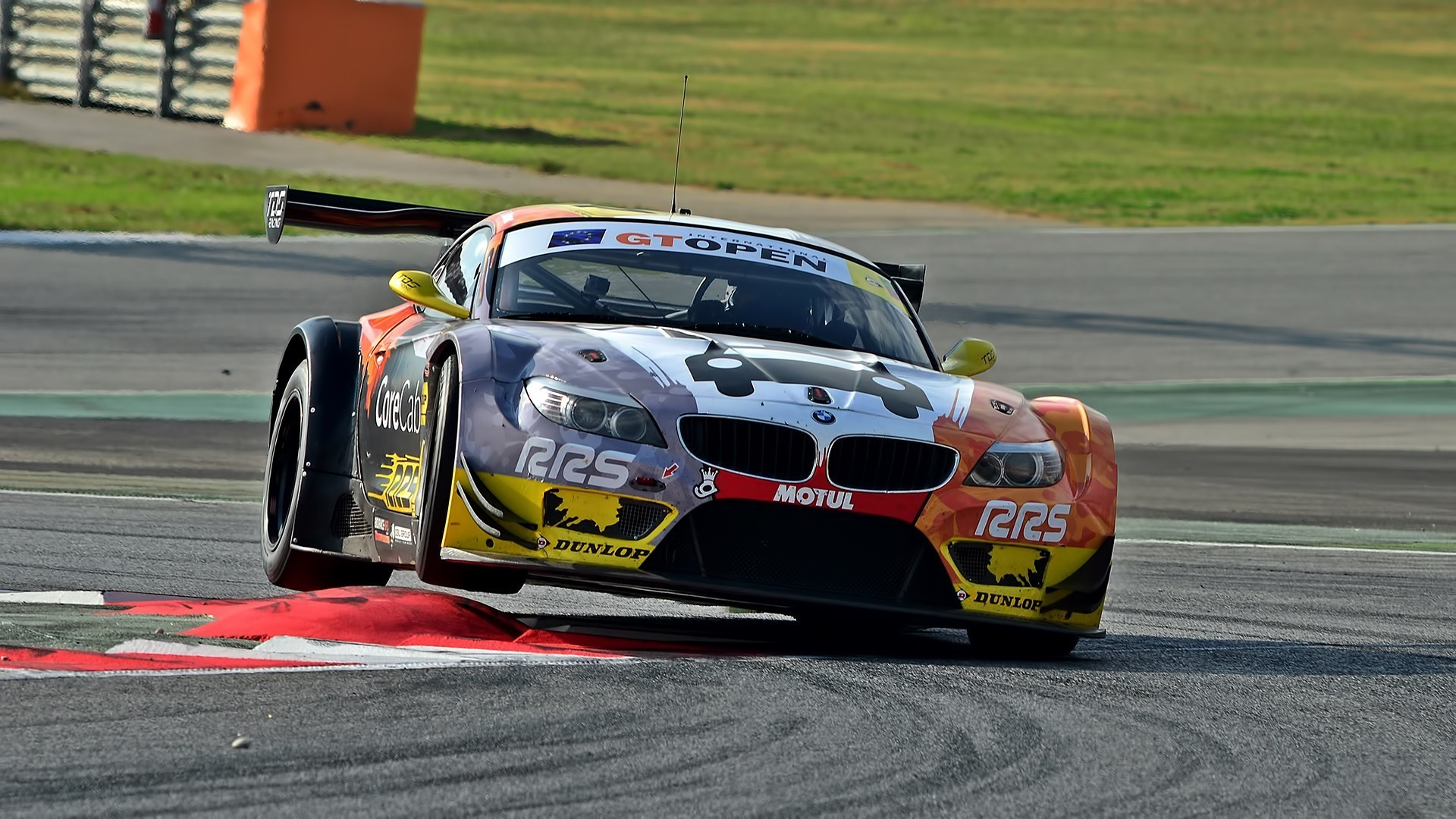 1920x1080  bmw z4 gt3 racing car race cars wallpaper and background JPG 451  kB