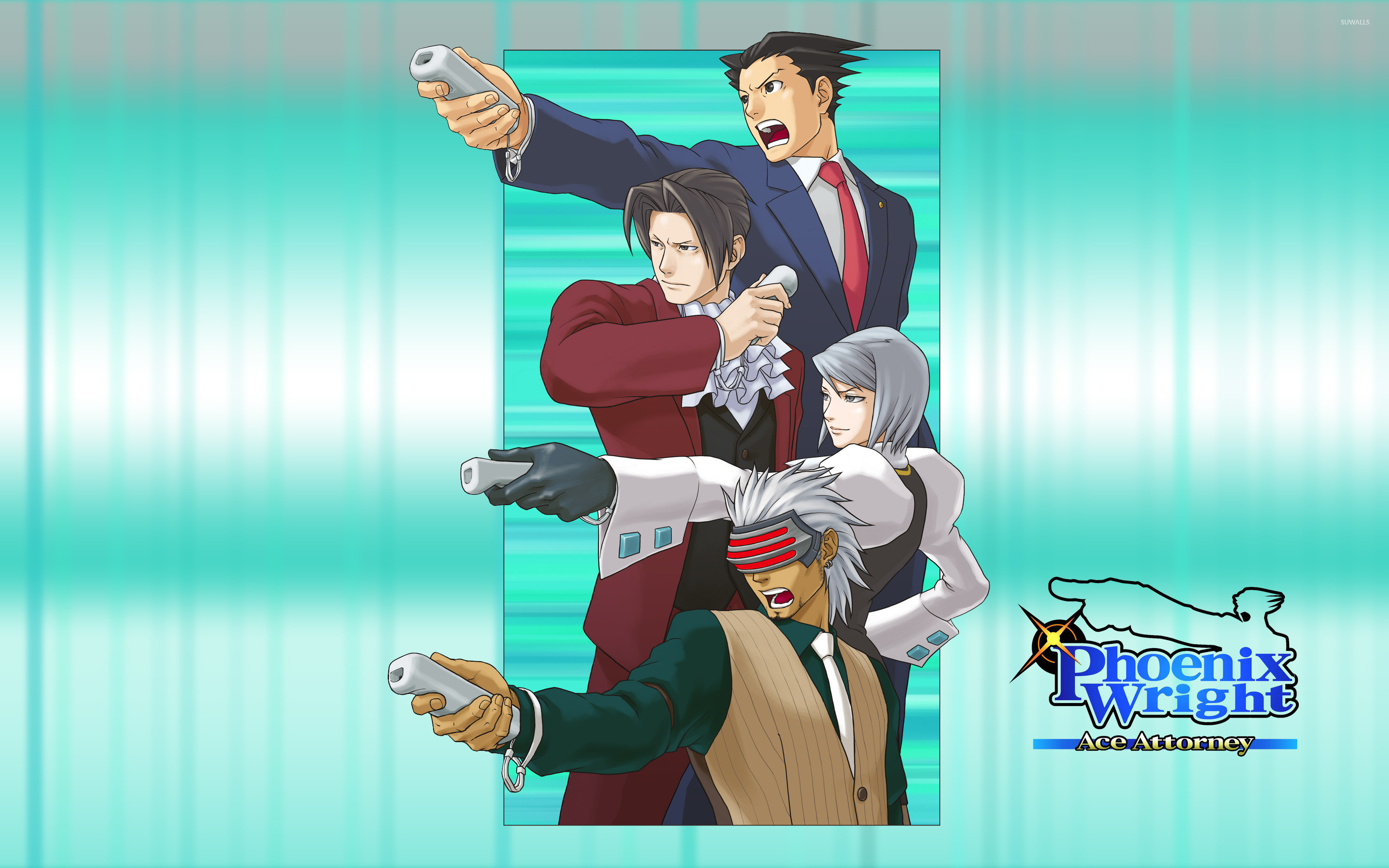 2880x1800 ... phoenix wright ace attorney 3 wallpaper game wallpapers 16642 ...