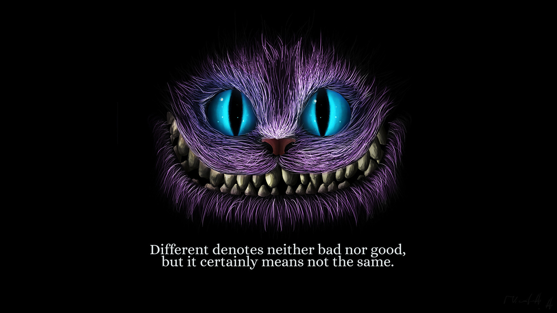 1920x1080 Cheshire Cat HD Wallpapers PixelsTalk movies, Alice In Wonderland, Cat,  Johnny Depp, Mad Hatter