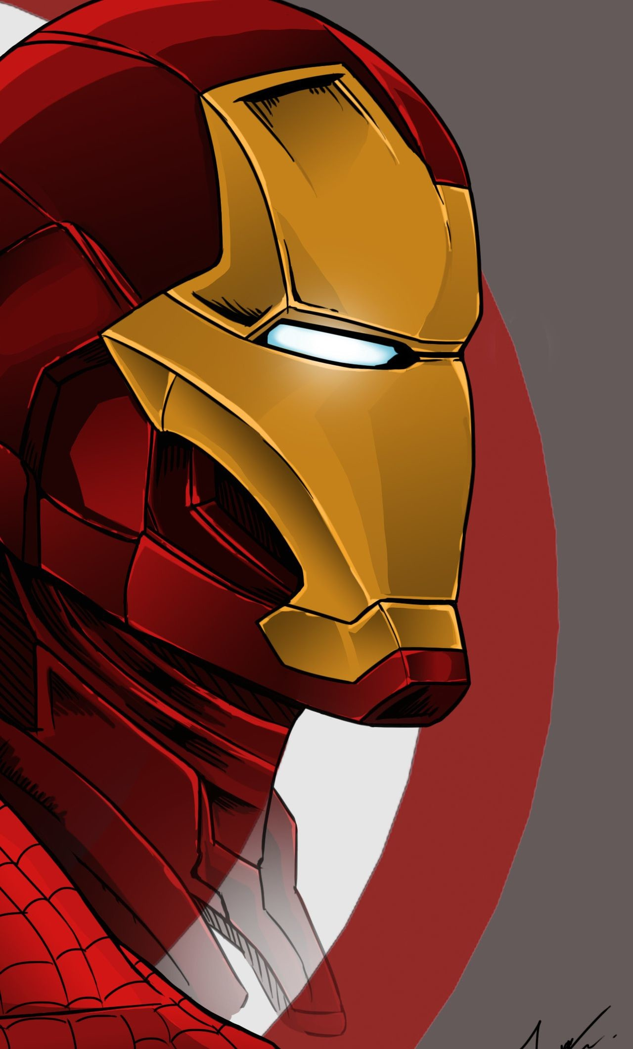 Iron Man Wallpaper Iphone 93 Images