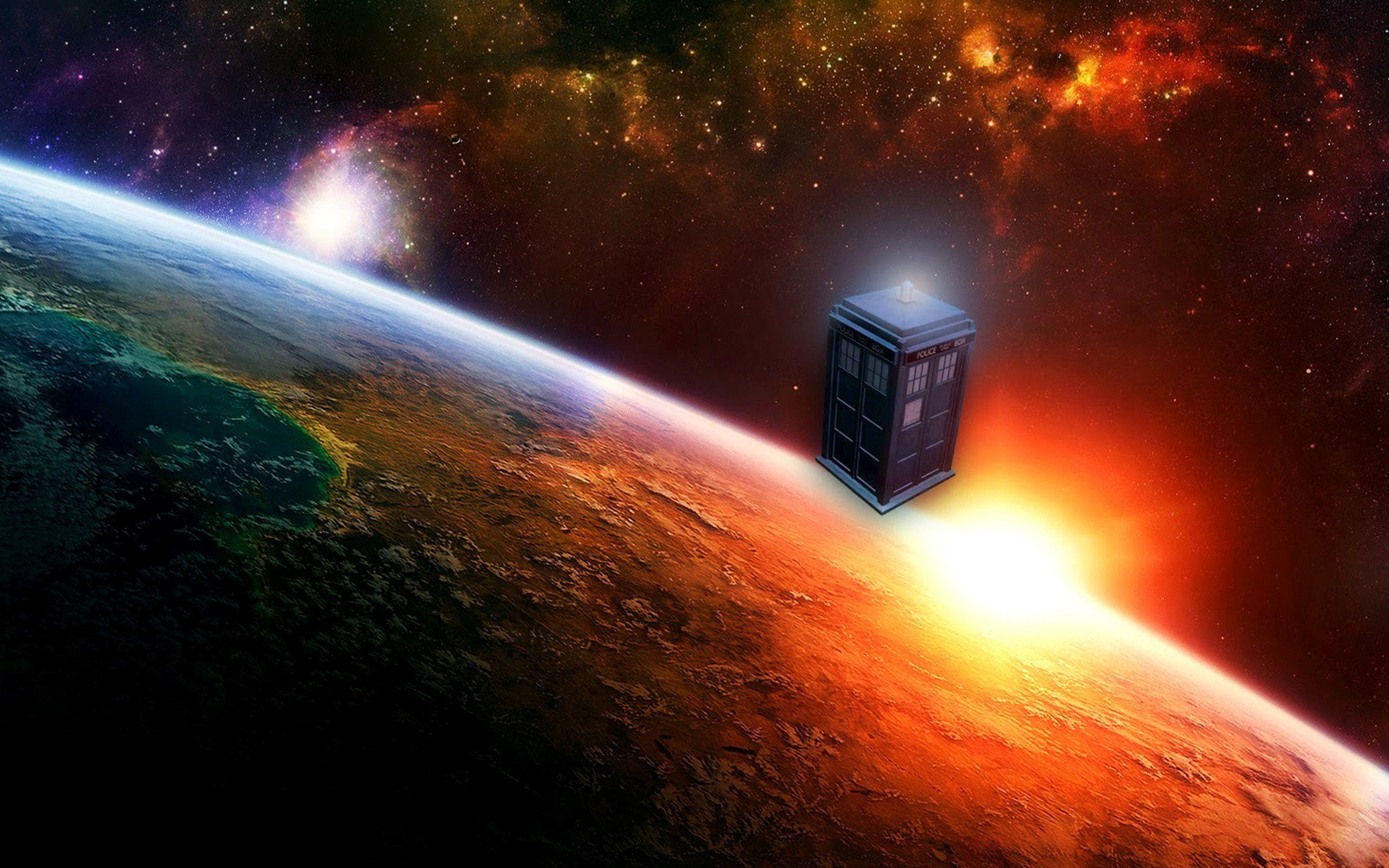 2560x1600 Doctor-Who-Desktop-Wallpapers