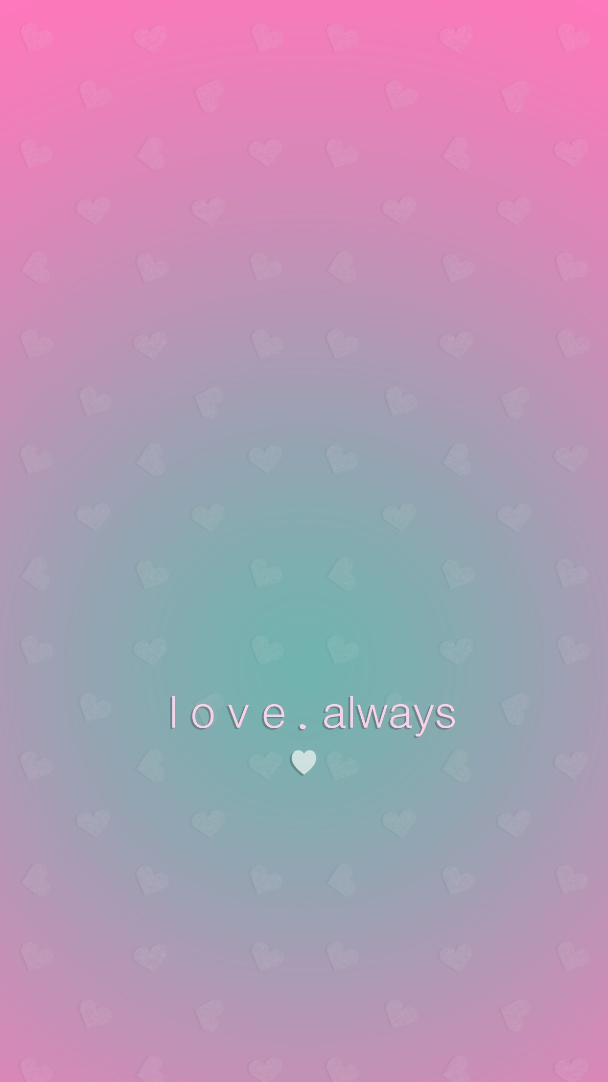 1242x2208 Wallpaper, background, iPhone, Android, HD, pink, blue, green,