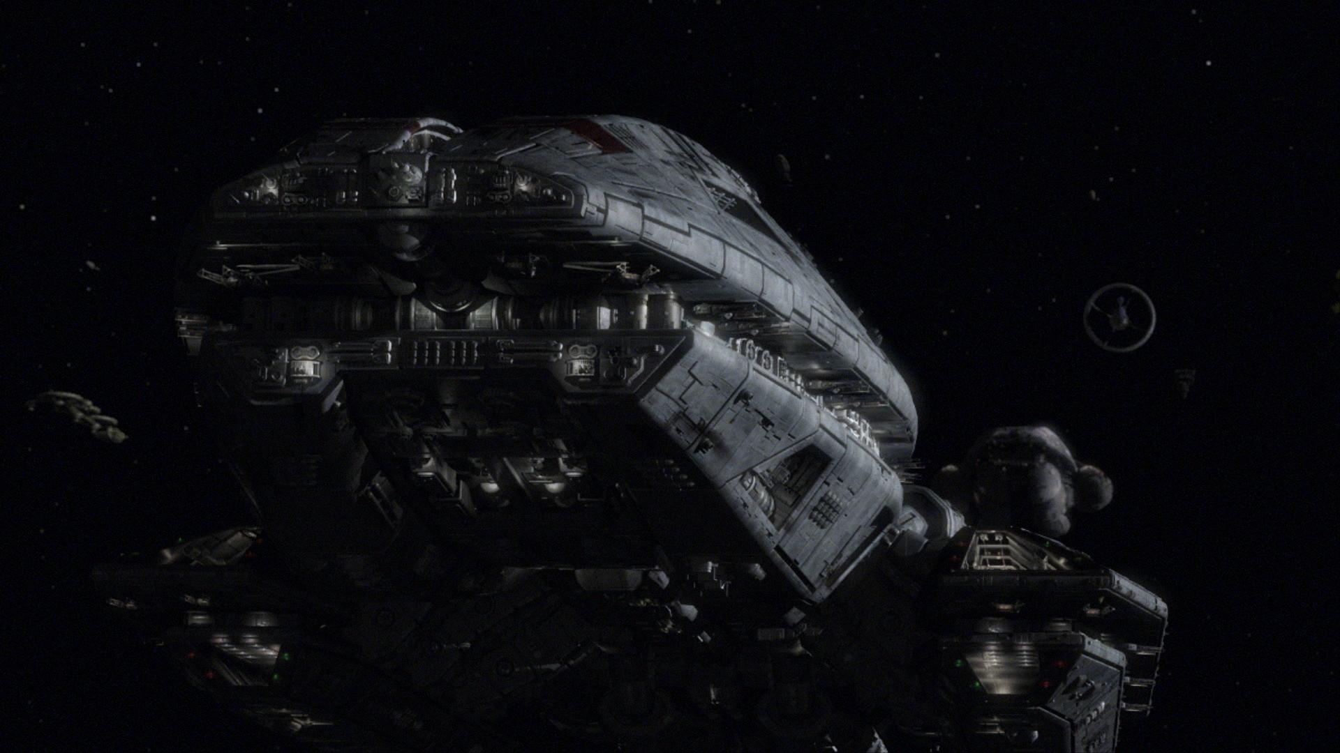 1920x1080 Battlestar Galactica Pegasus 202041