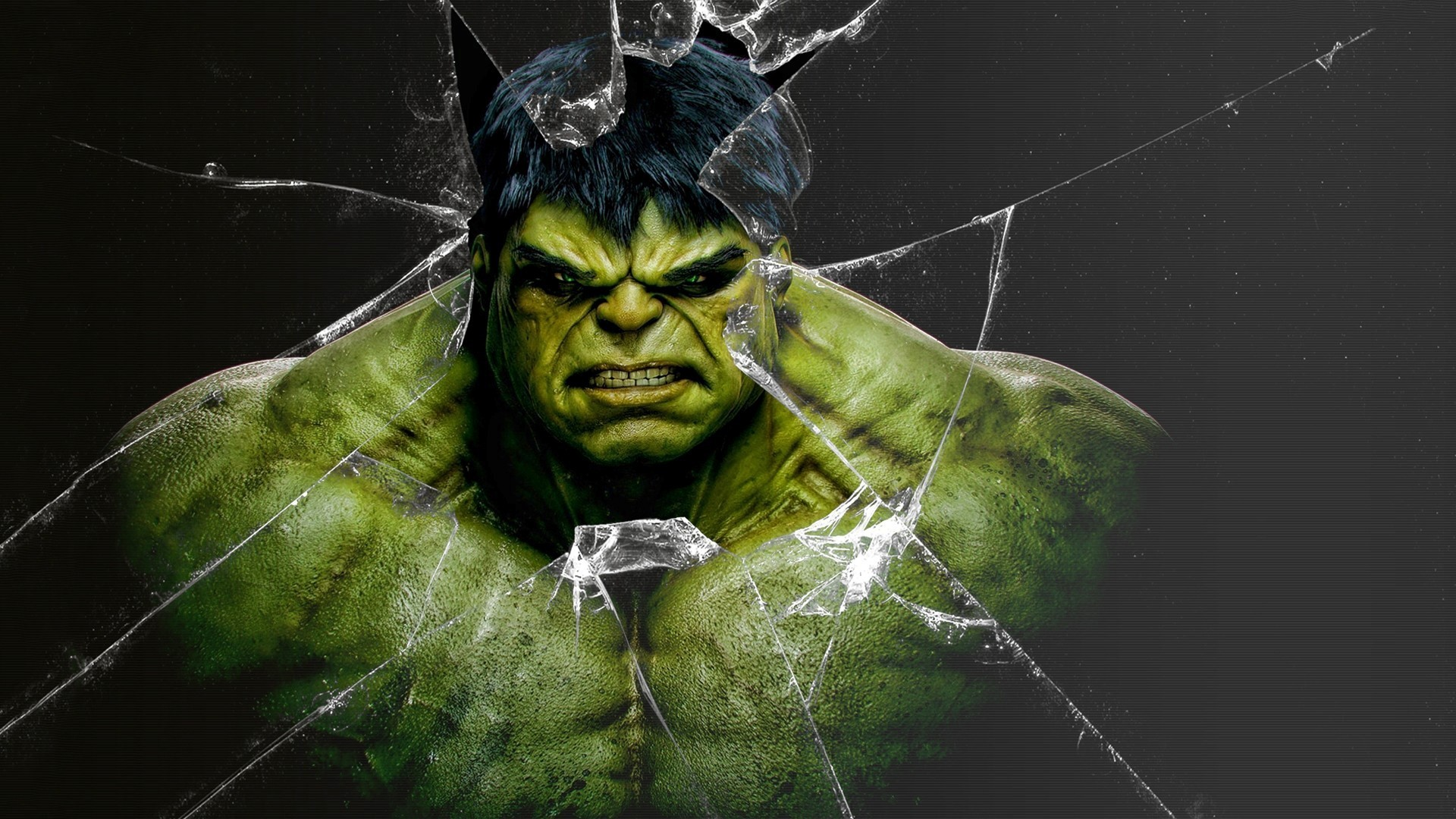 Realistic broken screen wallpaper hd 64 images - Hulk hd images free download ...