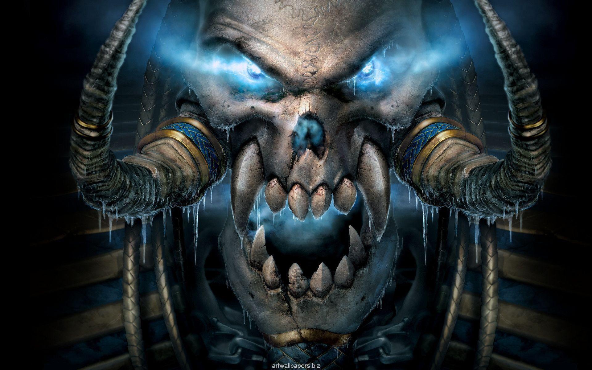 Horror Skull Wallpapers 44 Images
