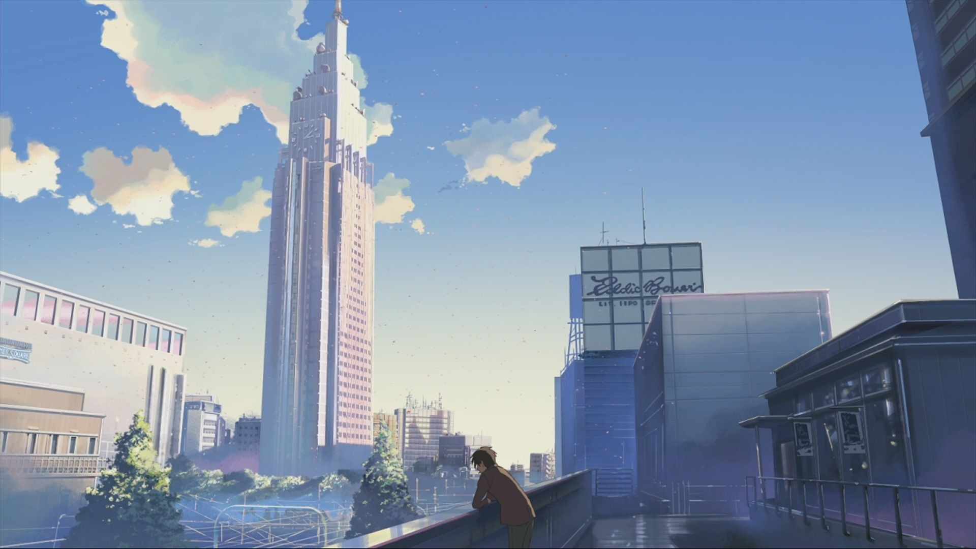 Anime City Wallpapers 80 Images
