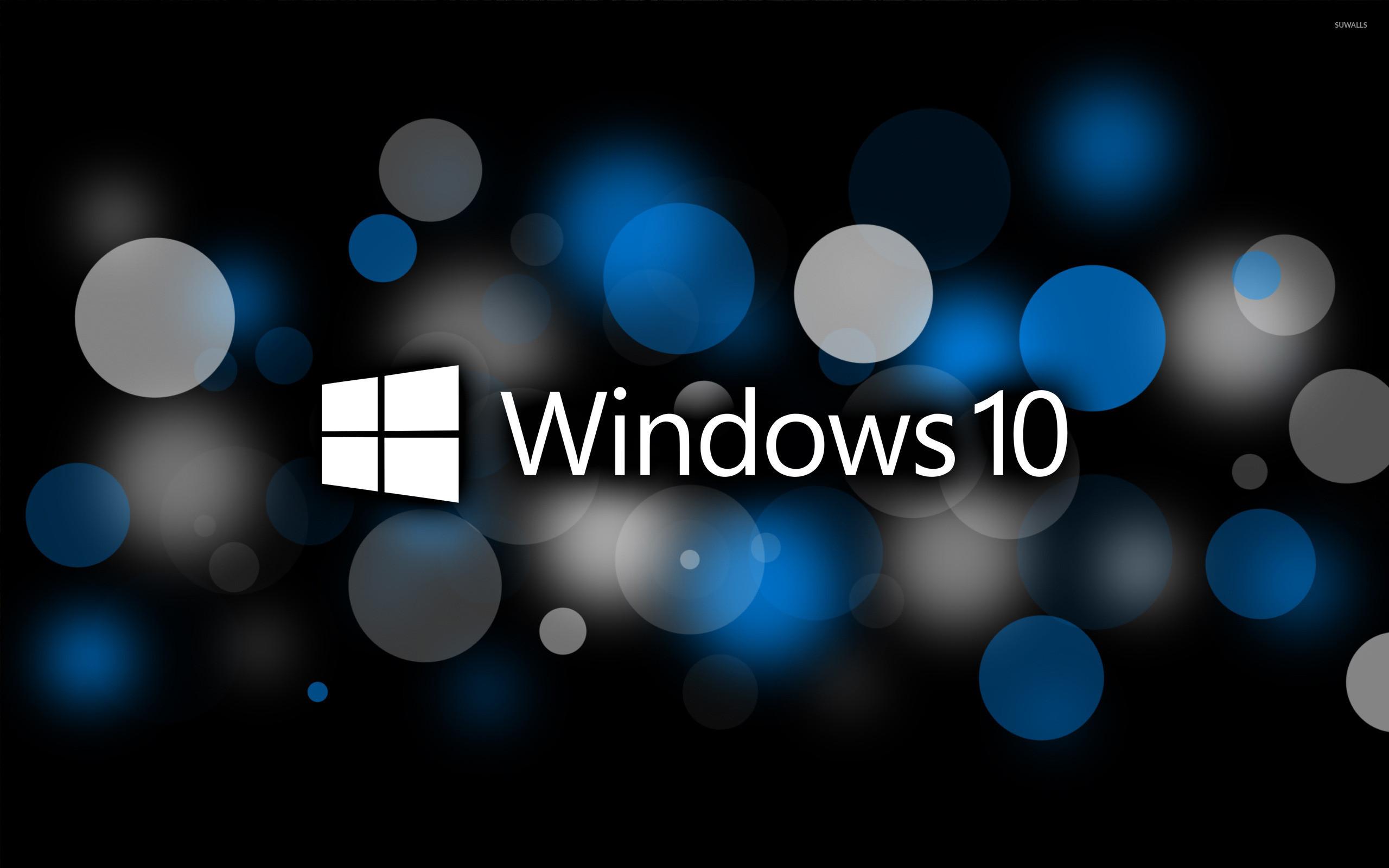 Dell Wallpaper Windows 10 72 Images: Black Windows 10 Wallpaper (65+ Images