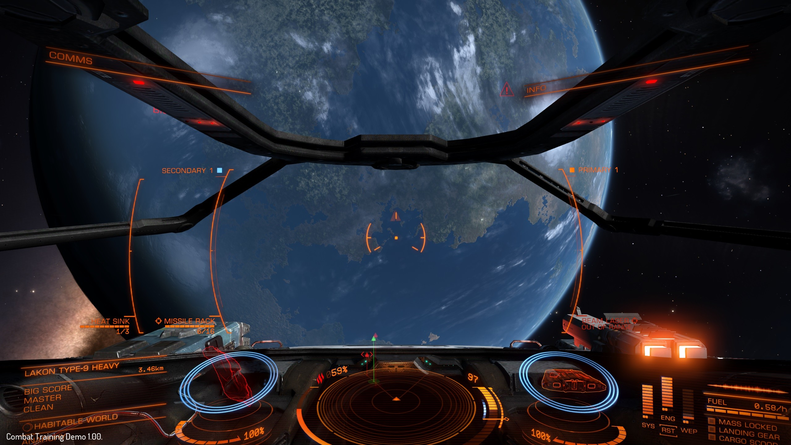 2560x1440 Elite Dangerous  Screenshot