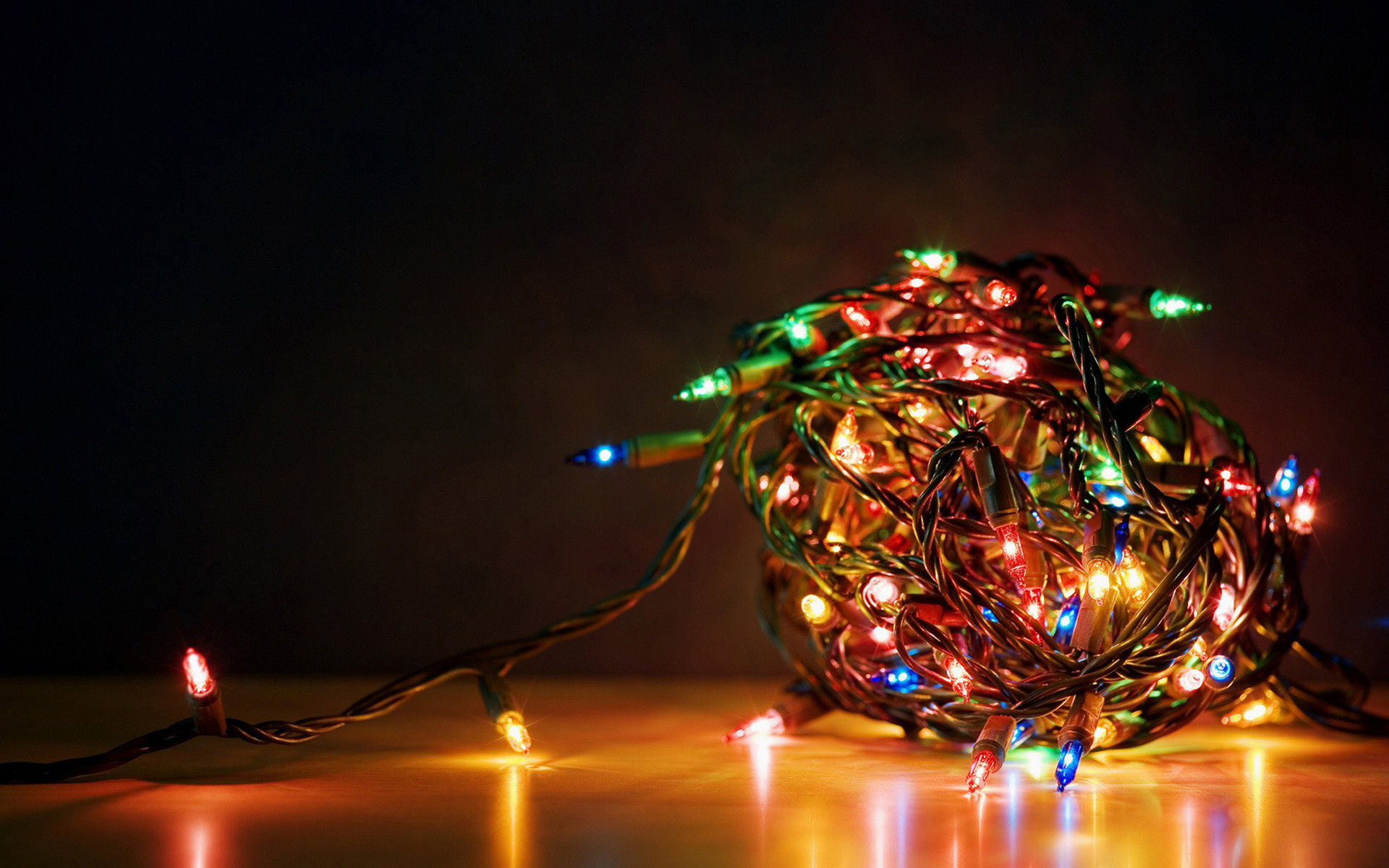 1920x1200 Christmas Lights Wallpaper 2704