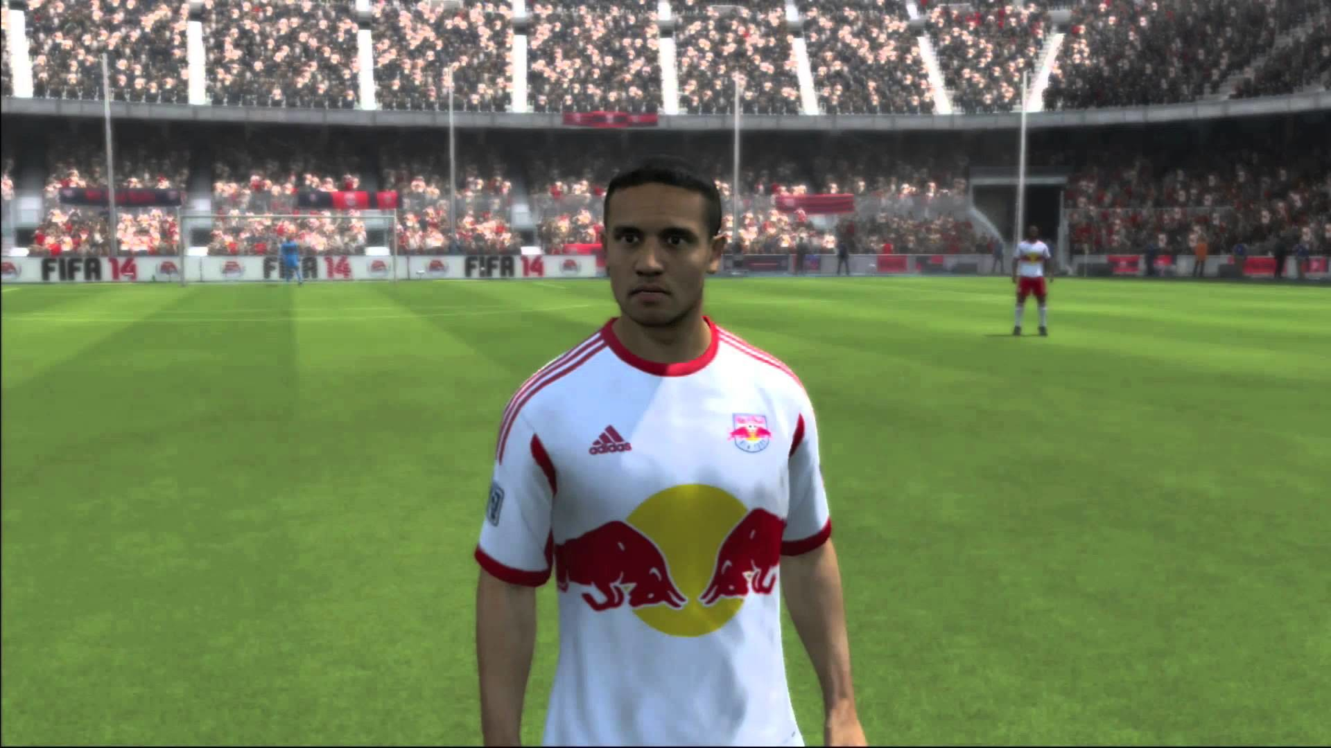1920x1080 FIFA 14 | NEW YORK RED BULLS FULL SQUAD | Demo Player Faces