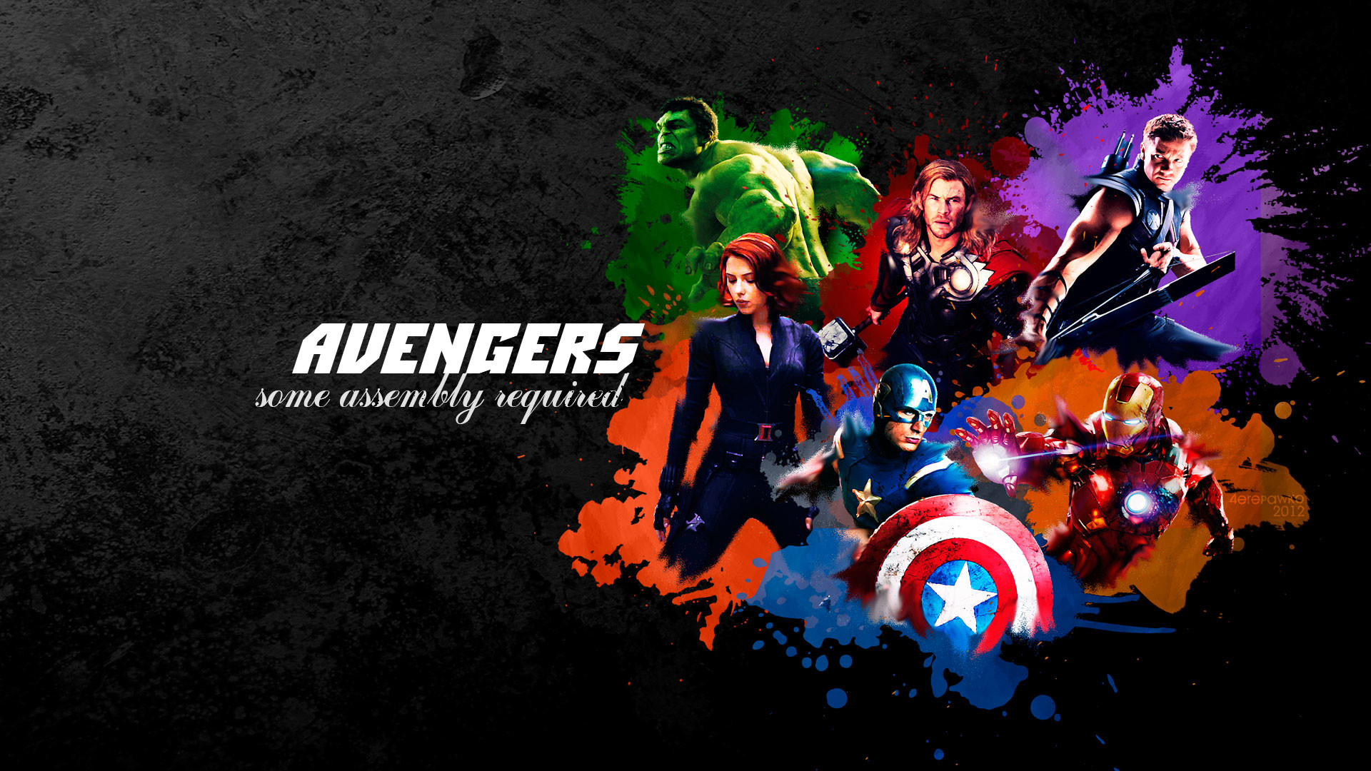 1920x1080 Avengers wallpapers HD free download.