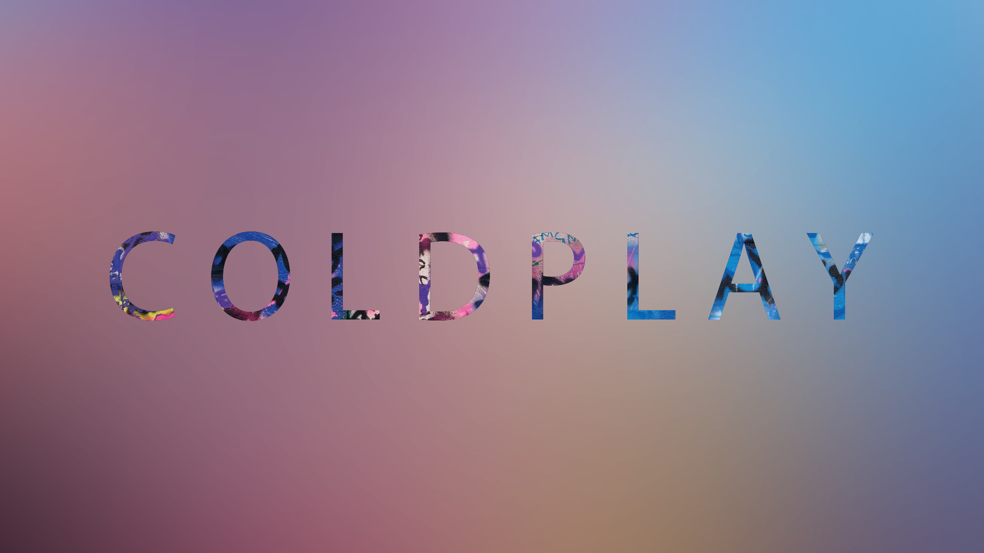 1920x1080 Coldplay, by Mariana Carns