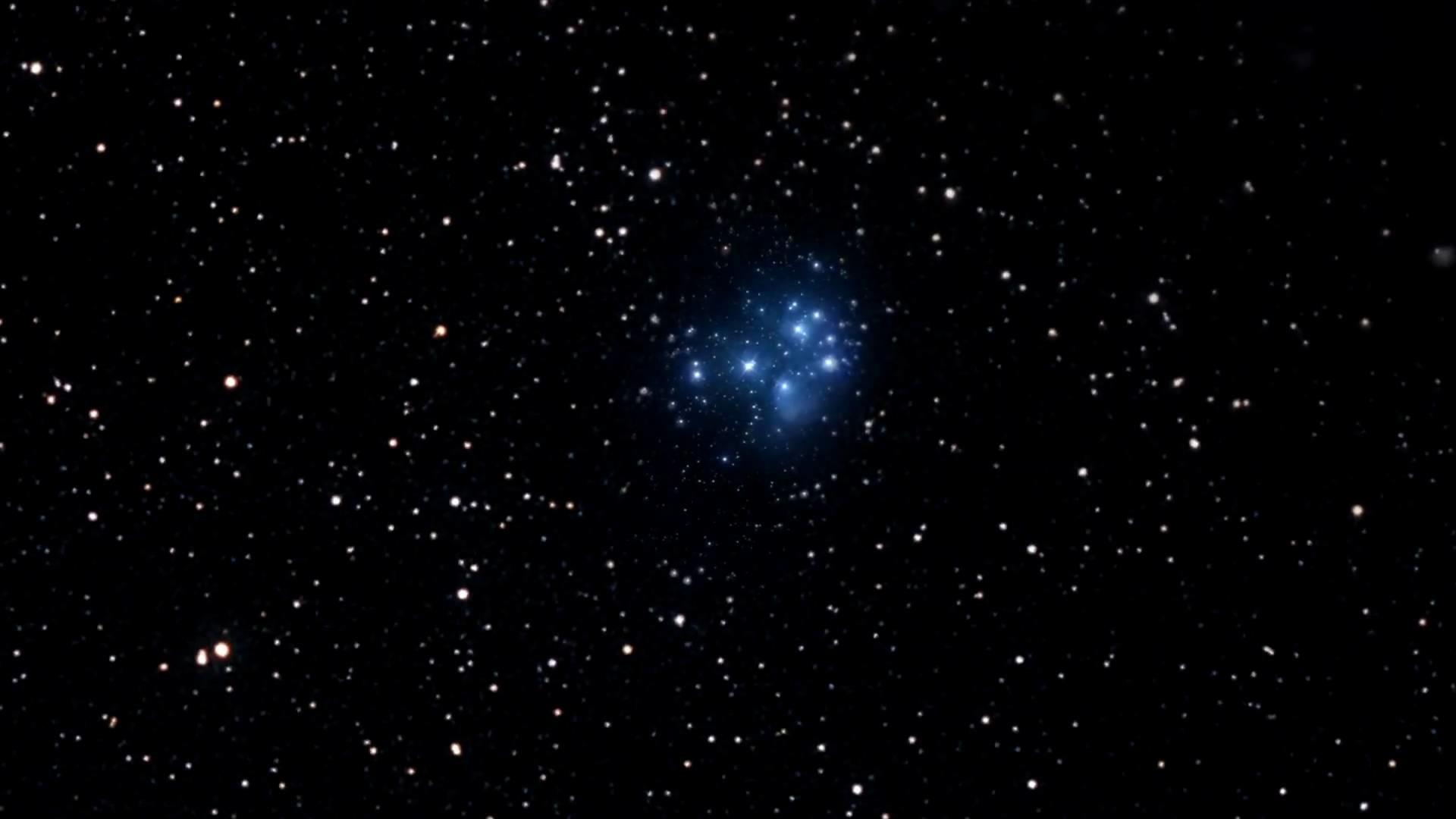 An Astonishing Image of the Pleiades (and Far Beyond