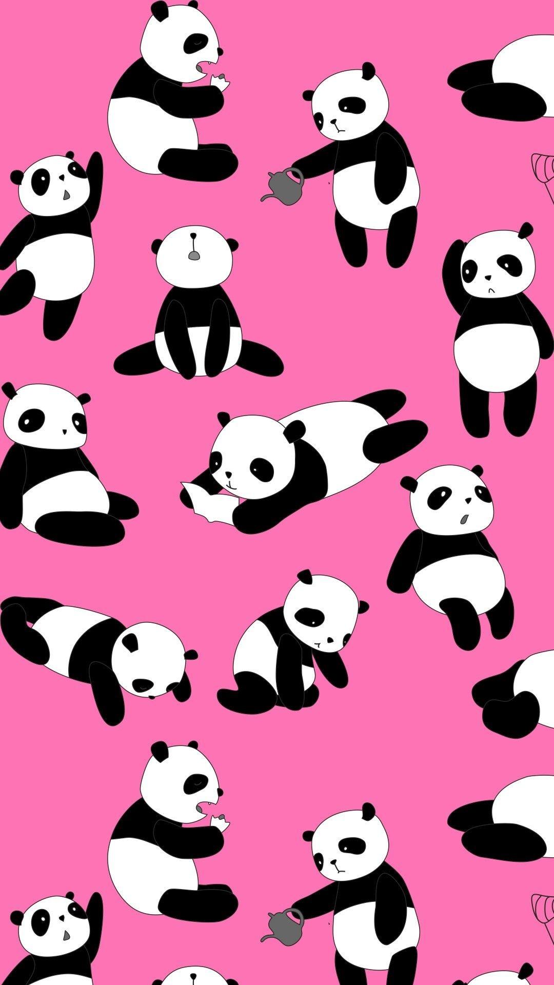 Kawaii Panda Wallpaper (83+ images)