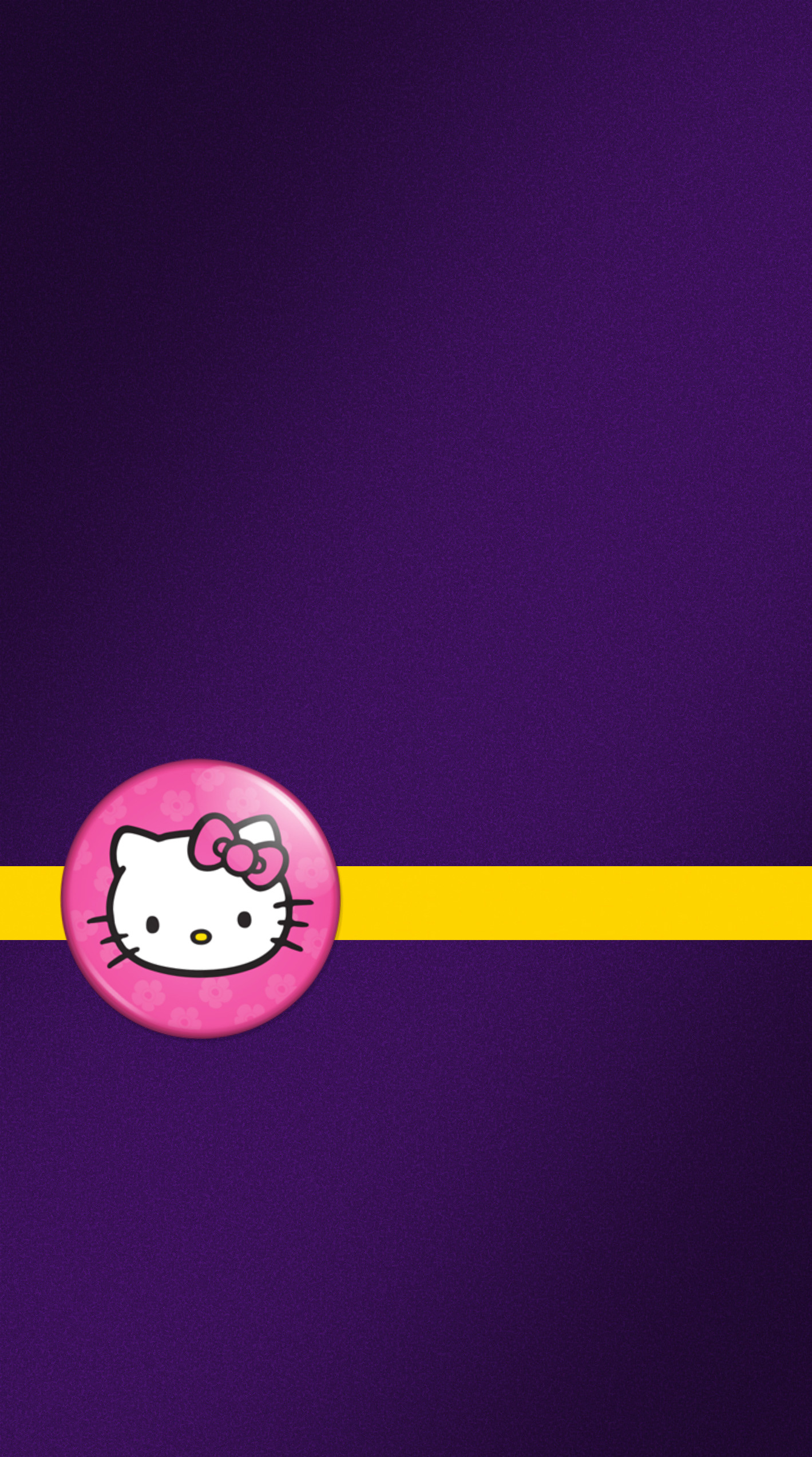 Purple Hello Kitty Wallpaper 74 Images
