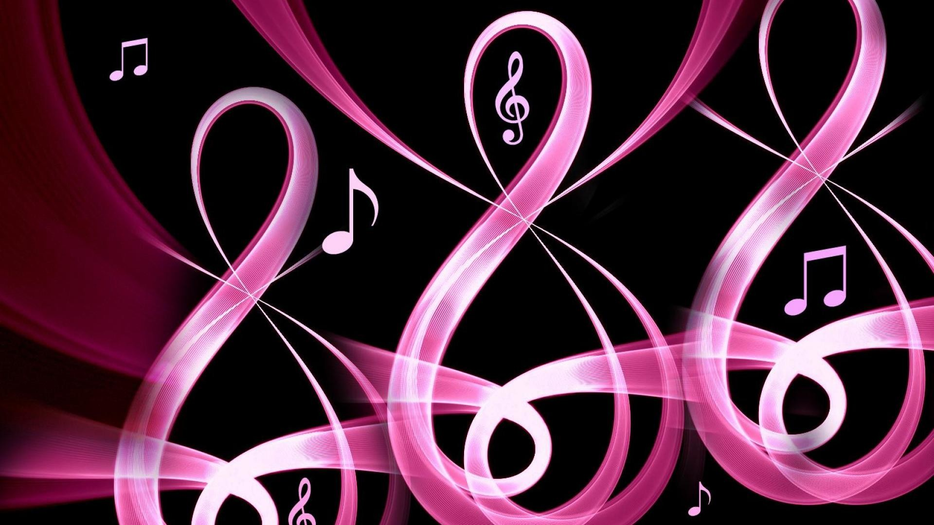 Pink music wallpaper 68 images - Wallpaper 1920x1080 music ...