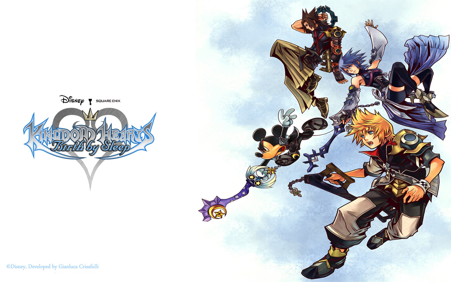 1920x1200 Kingdom Hearts HD Wallpaper 1920x1080 Kingdom Hearts HD Wallpaper
