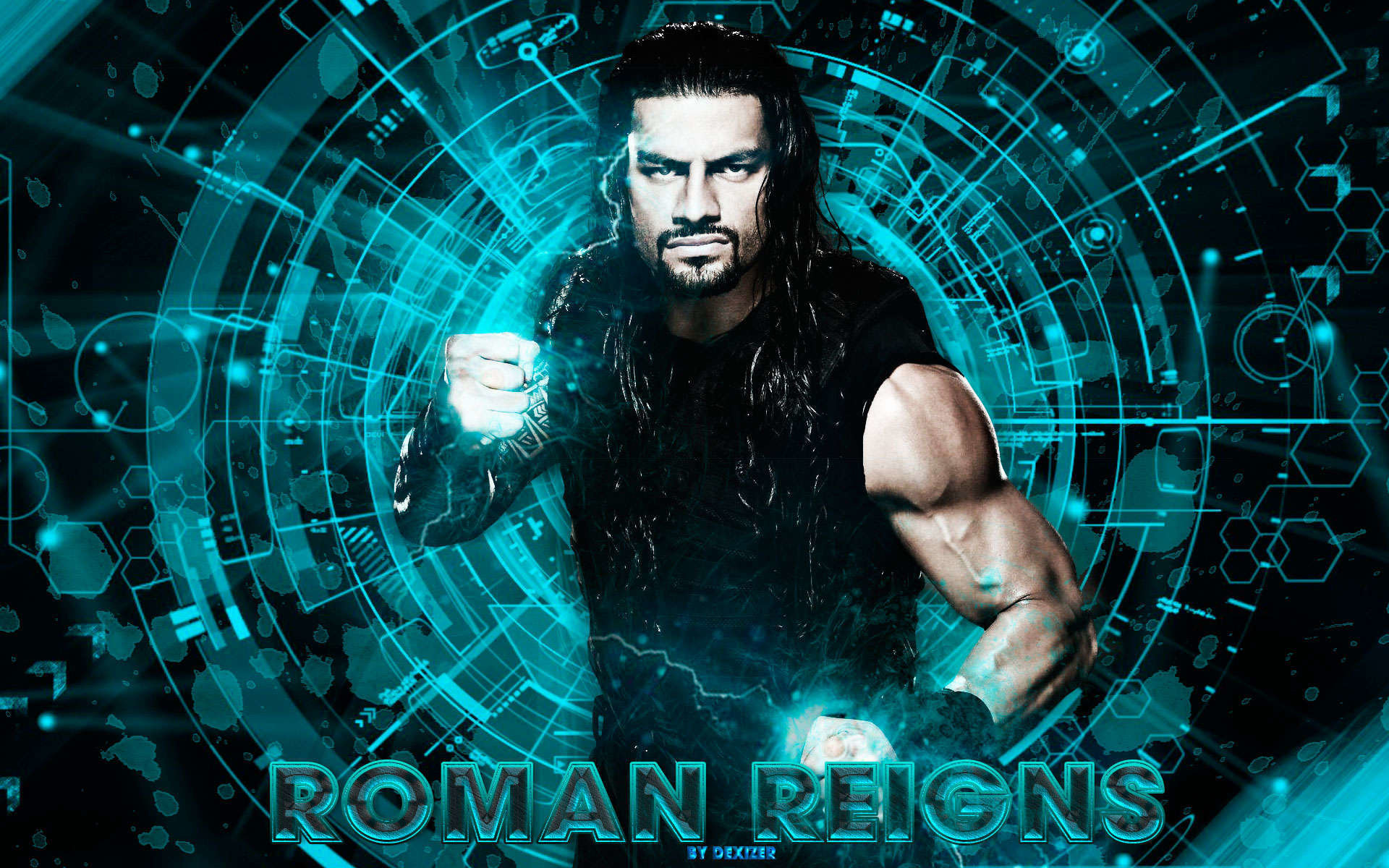1920x1200 ... roman reigns desktop wallpaper wallpapersafari ...