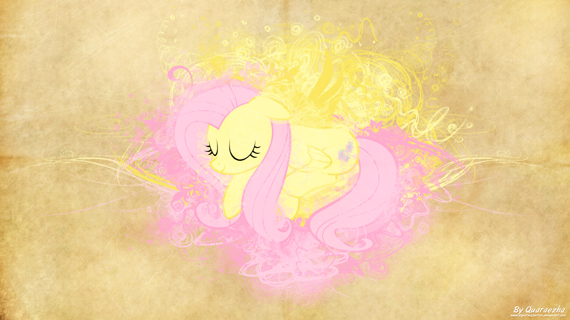 1920x1080 Cartoon - My Little Pony: Friendship is Magic Vector Fluttershy (My Little  Pony)