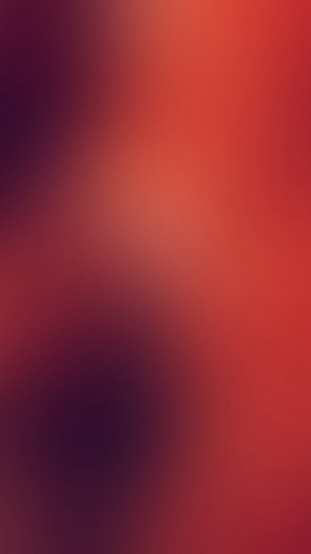 1080x1920 Orange Warm Hot Gradation Blur #iPhone #6 #plus #wallpaper