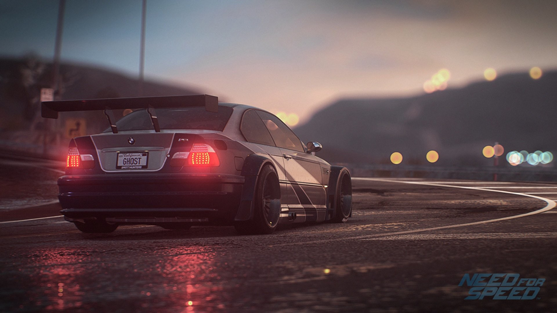 1920x1080 Video Game - Need for Speed (2015) Need For Speed BMW BMW M3 Wallpaper