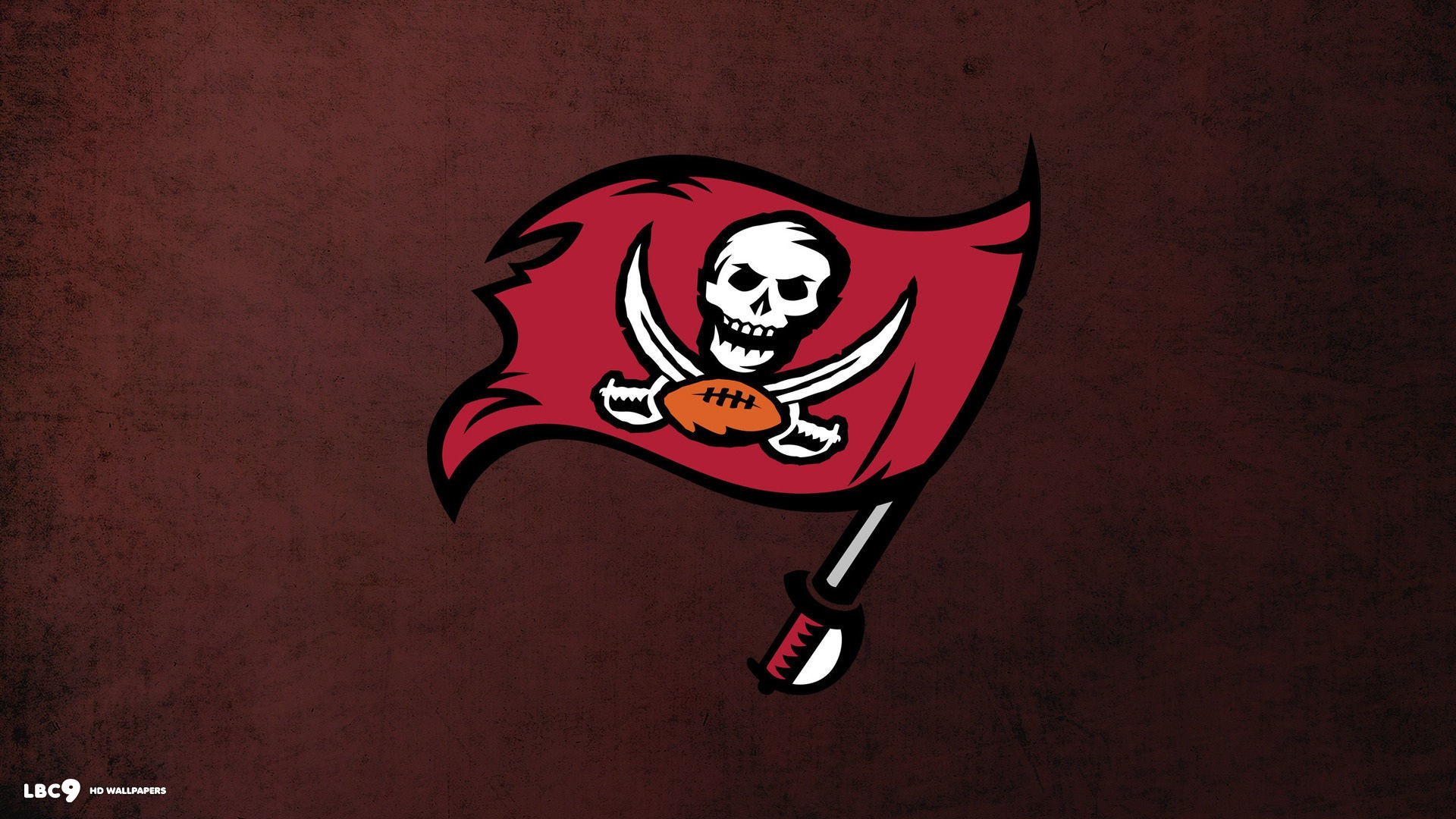 1920x1080 tampa bay buccaneers logo wallpaper