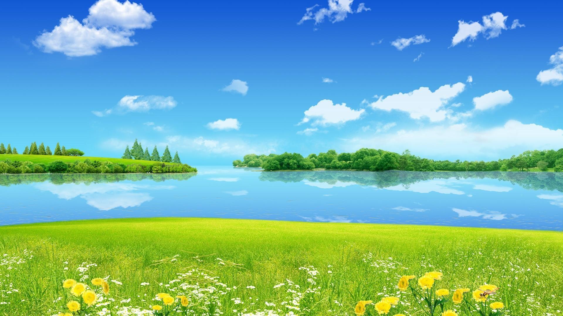 1999x1333 Country Summer Desktop Backgrounds
