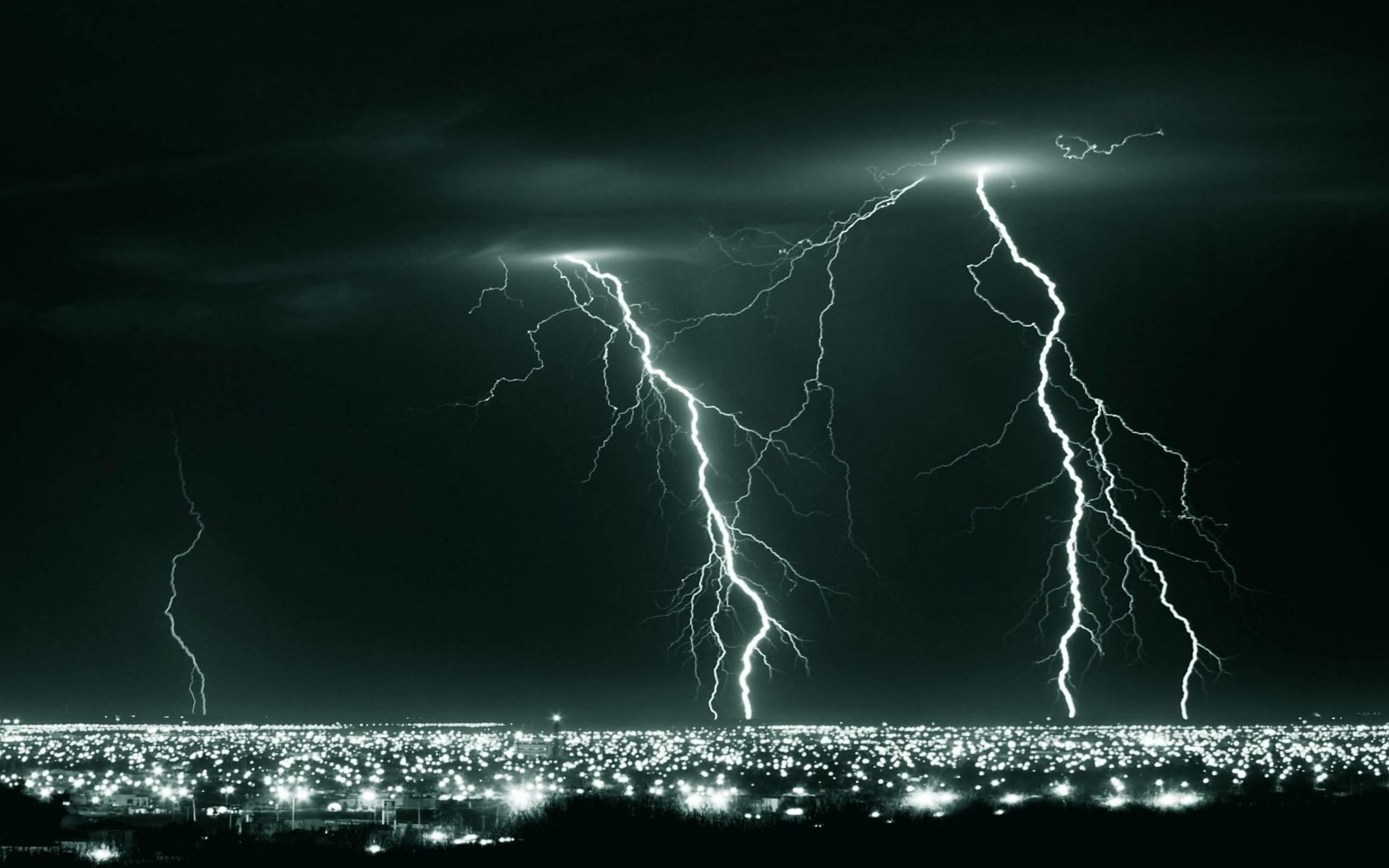 1920x1080 Lightning Bolt Strike ; Night sky with lightning and storm Stock Video Footage - VideoBlocks
