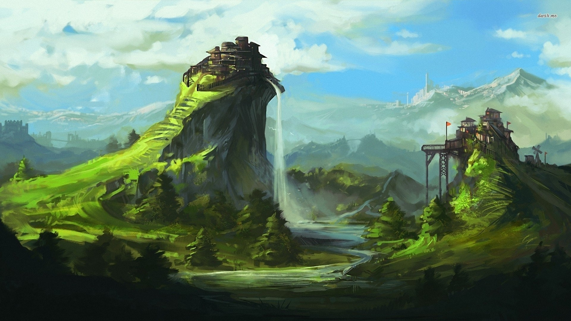1920x1080 images about My Favorite Wallpaper Guild Wars on Pinterest 1920×1080 Guild  Wars 2 Wallpaper