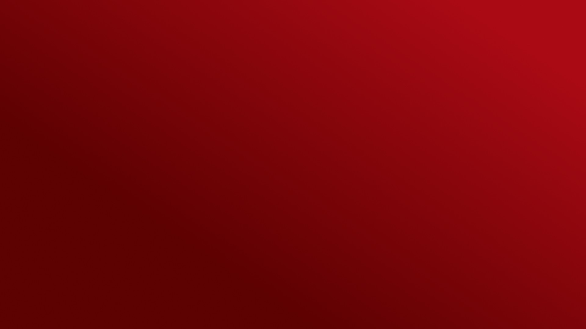 1920x1080 Simple red gradient wallpaper:
