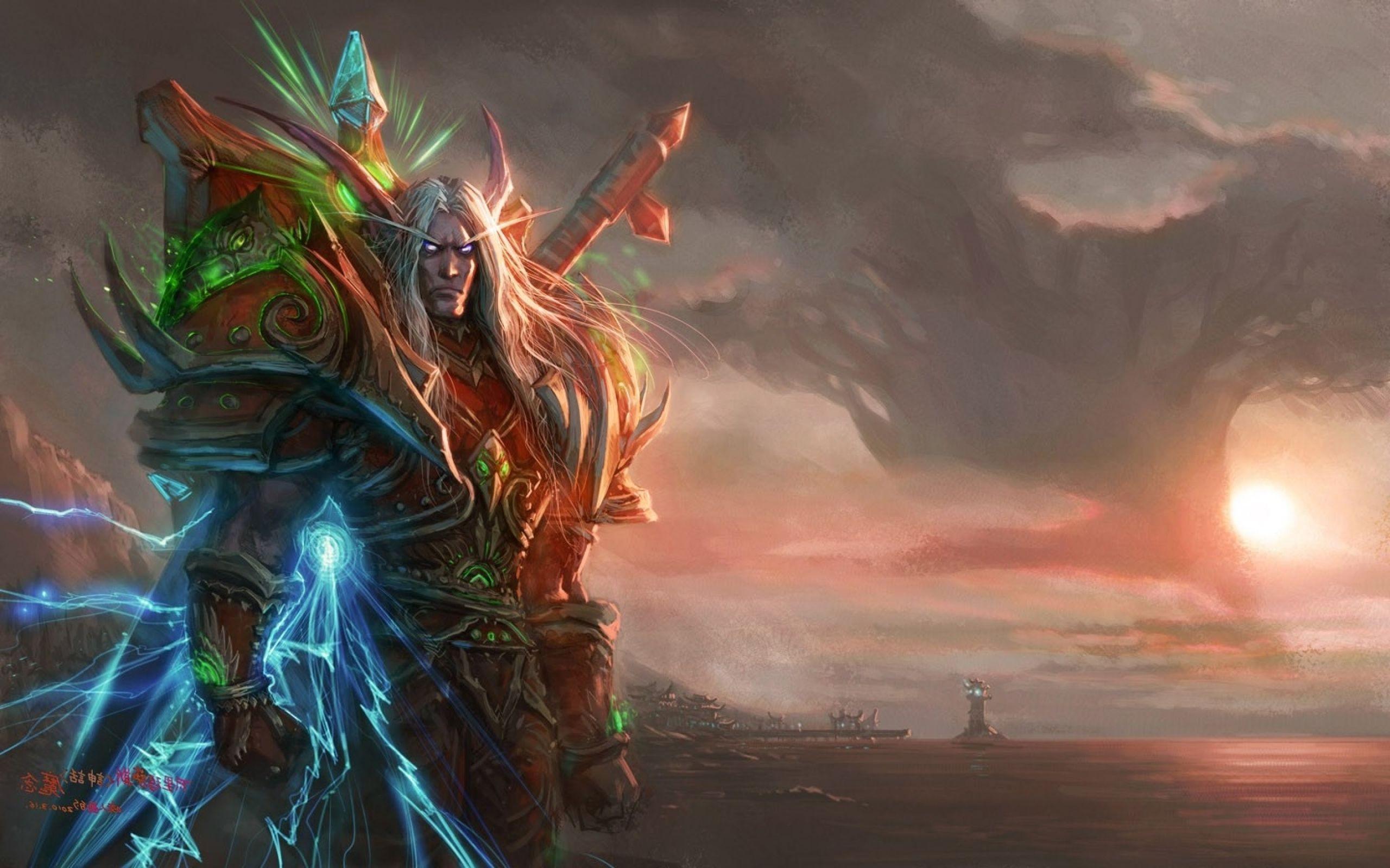 World Of Warcraft Wallpaper Hd Paladin 74 Images