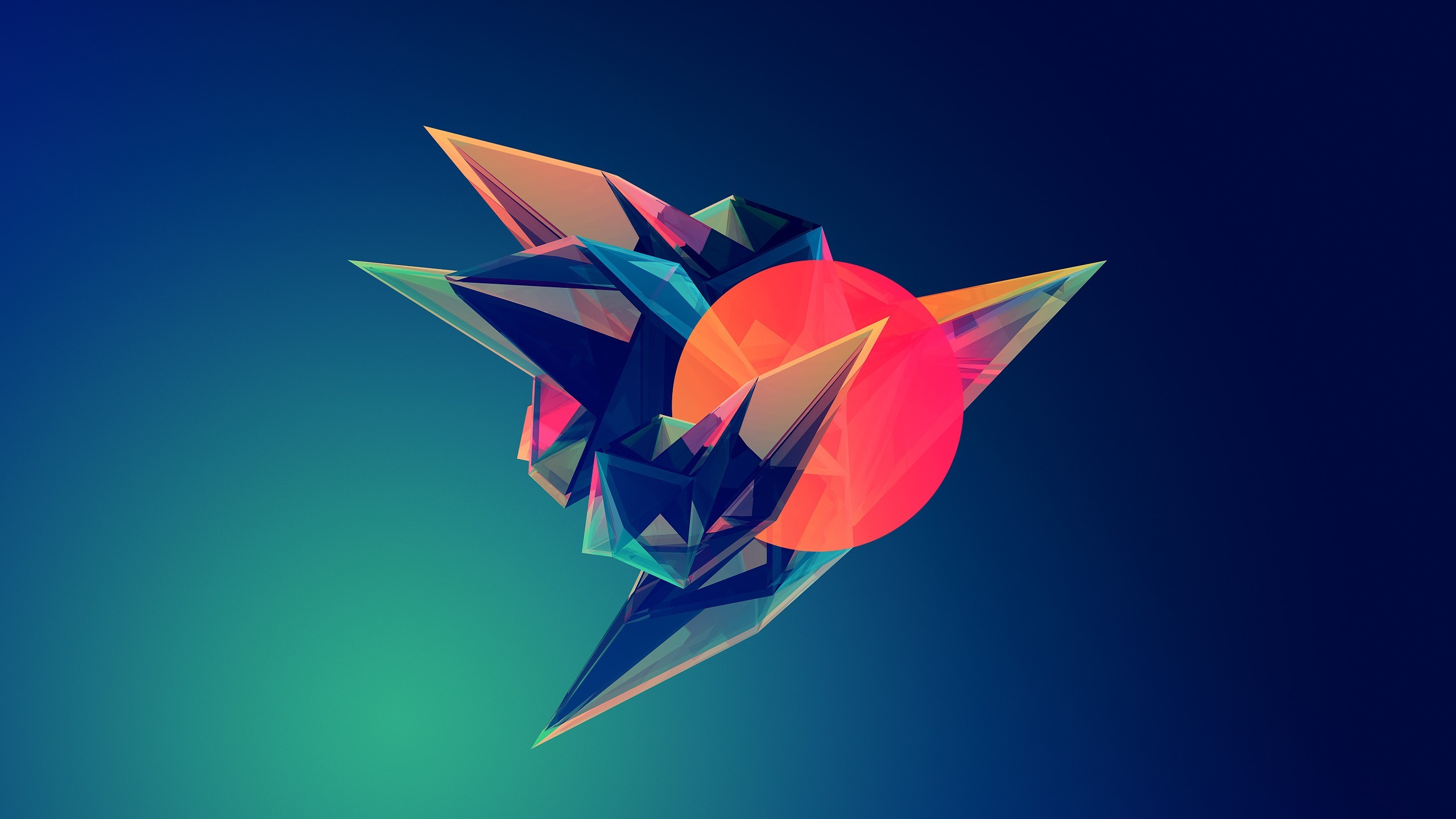 Cool Geometric Wallpapers 81 Images