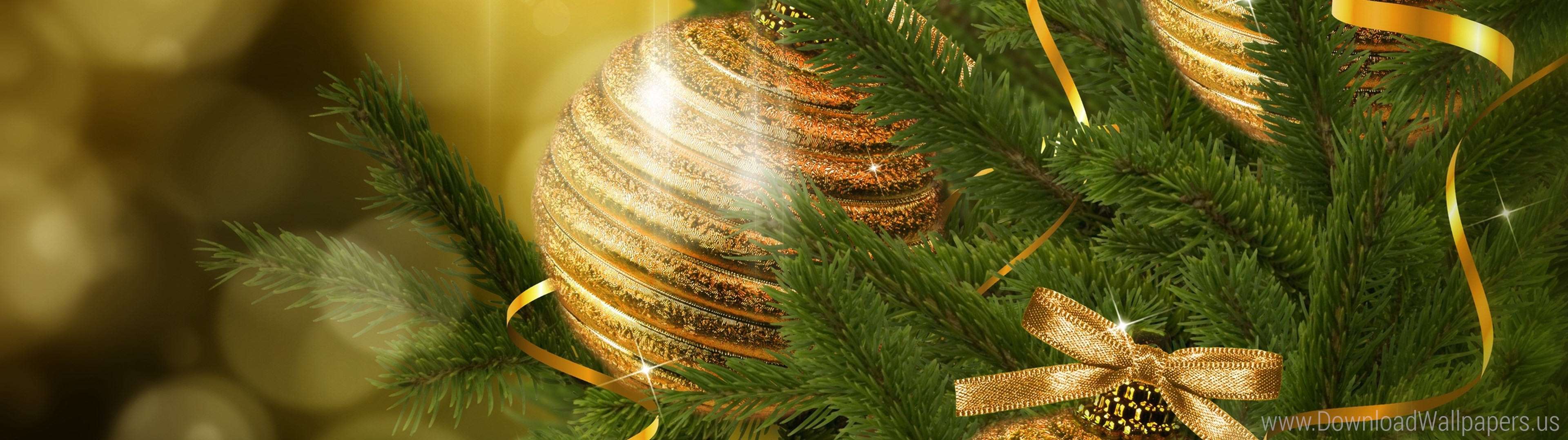 3840x1080 Christmas Wallpaper 79 Images