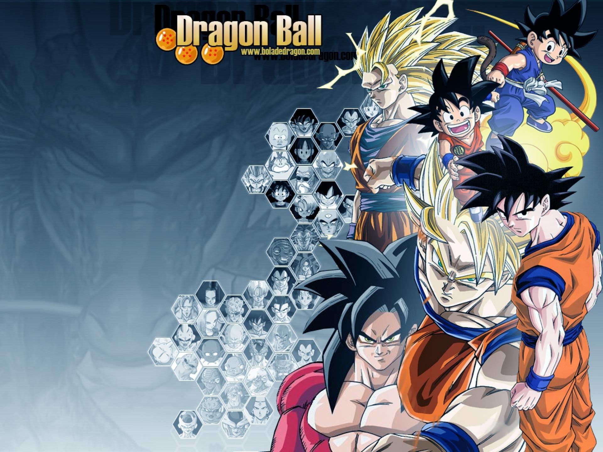 Dragon Ball Z 1080p Wallpaper 64 Images