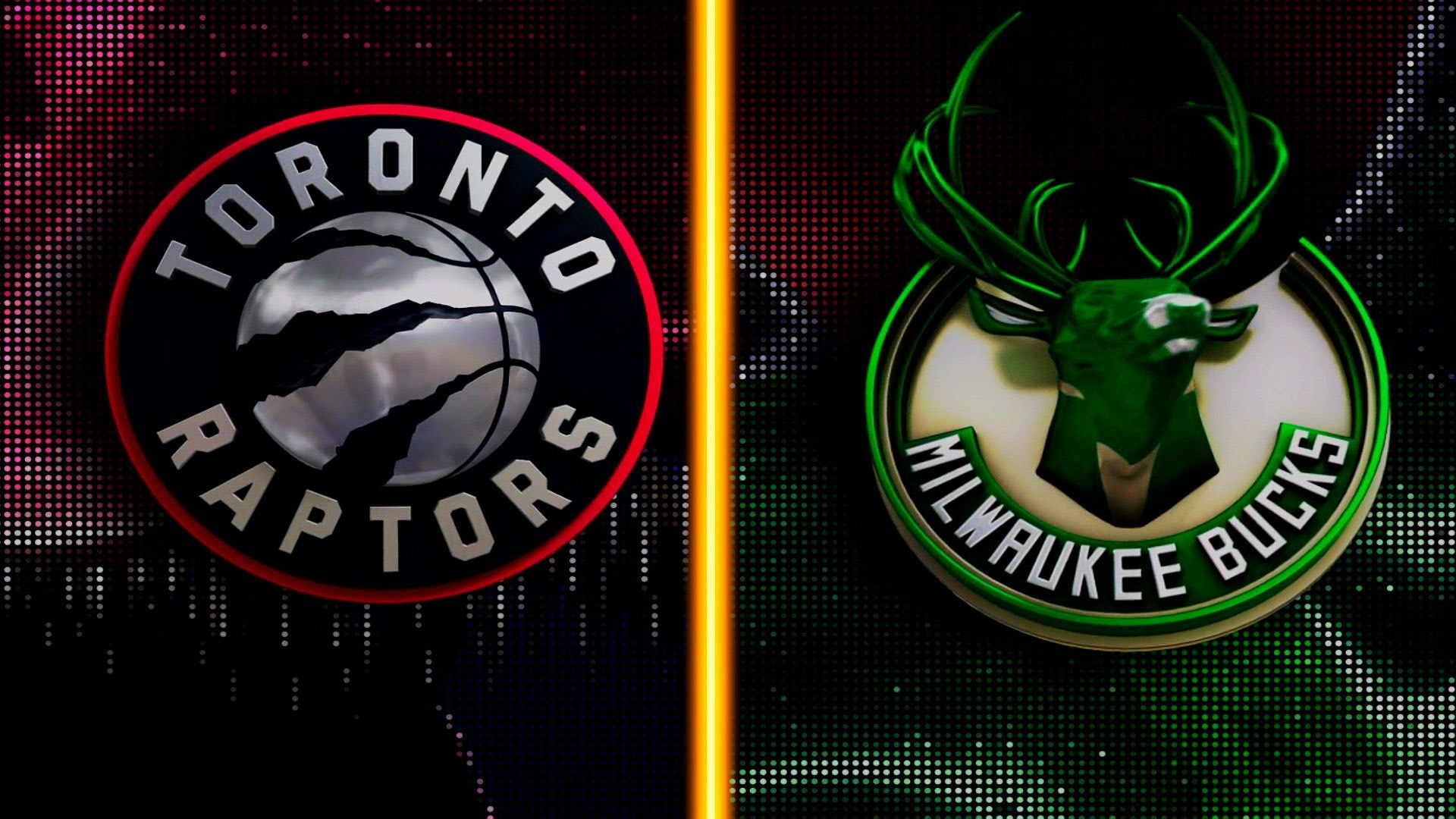1920x1080 PS4: NBA 2K16 - Toronto Raptors vs. Milwaukee Bucks [1080p 60 FPS] - YouTube