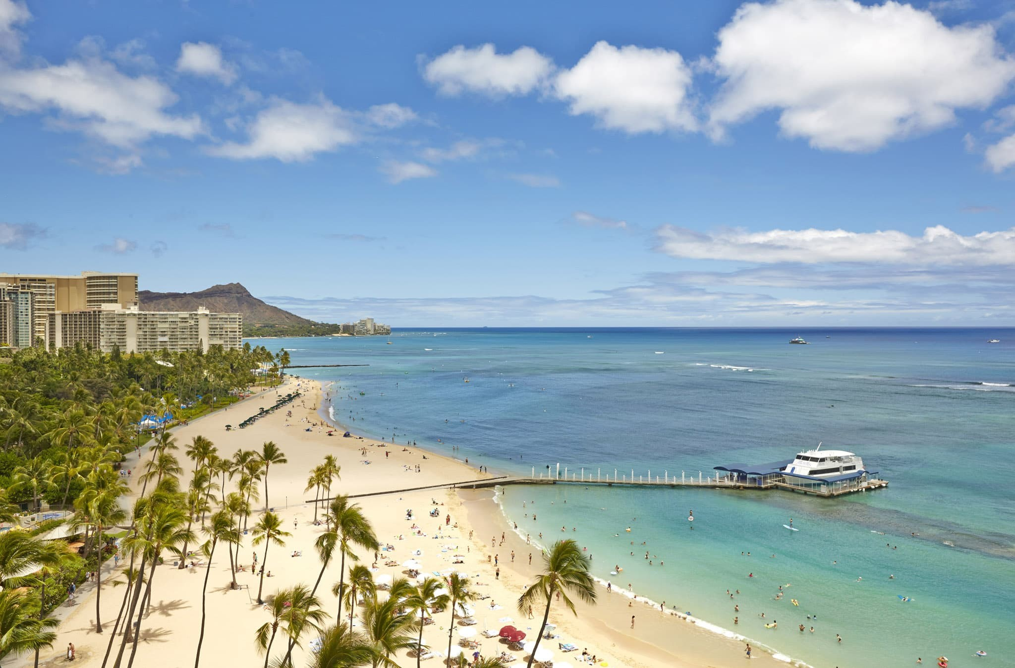 Waikiki Beach Wallpaper (60+ Images
