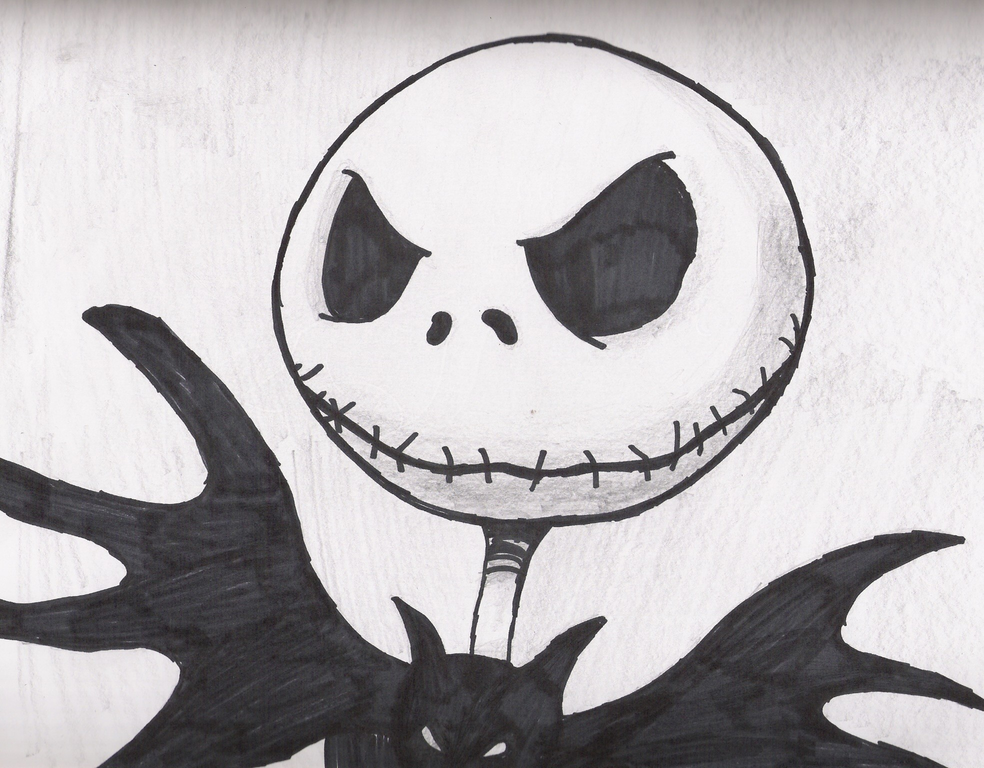 1968x1536 simple maliculous jack skellington by maliculous jack skellington by.