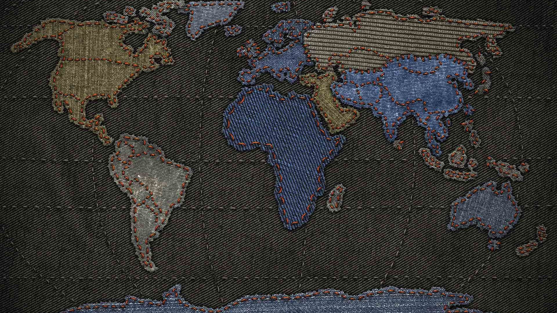 World map computer wallpaper 62 images 1920x1080 gumiabroncs Choice Image