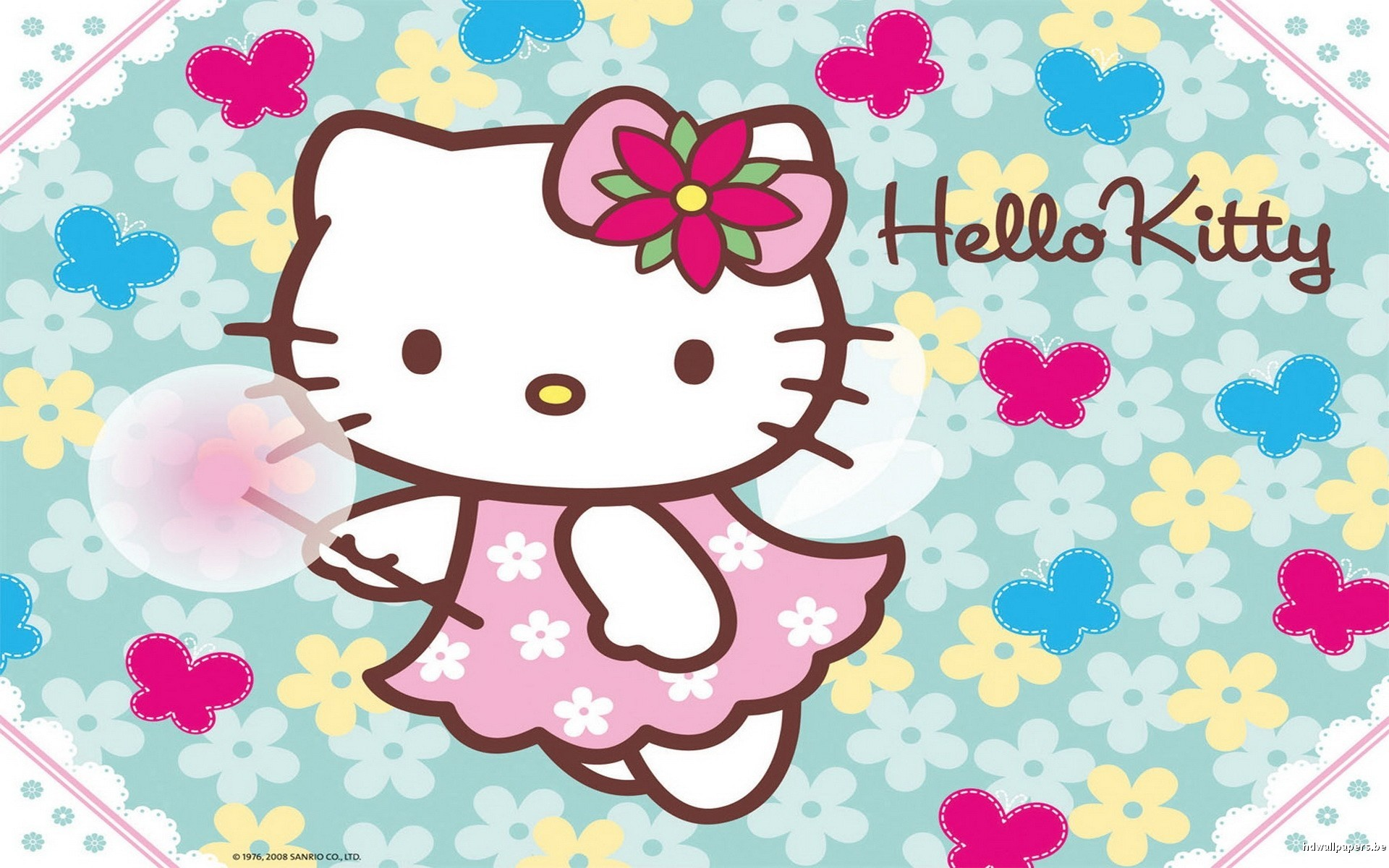 Glitter Hello Kitty Backgrounds For Computers 37 Images