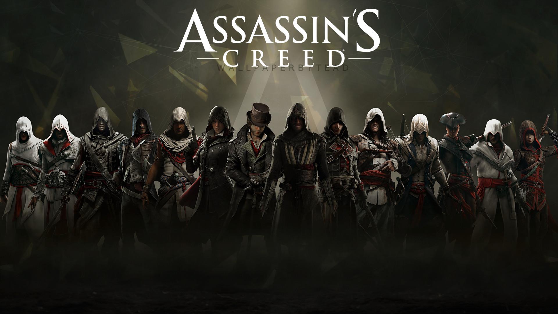 Assassins Creed Wallpaper HD (81+ Images