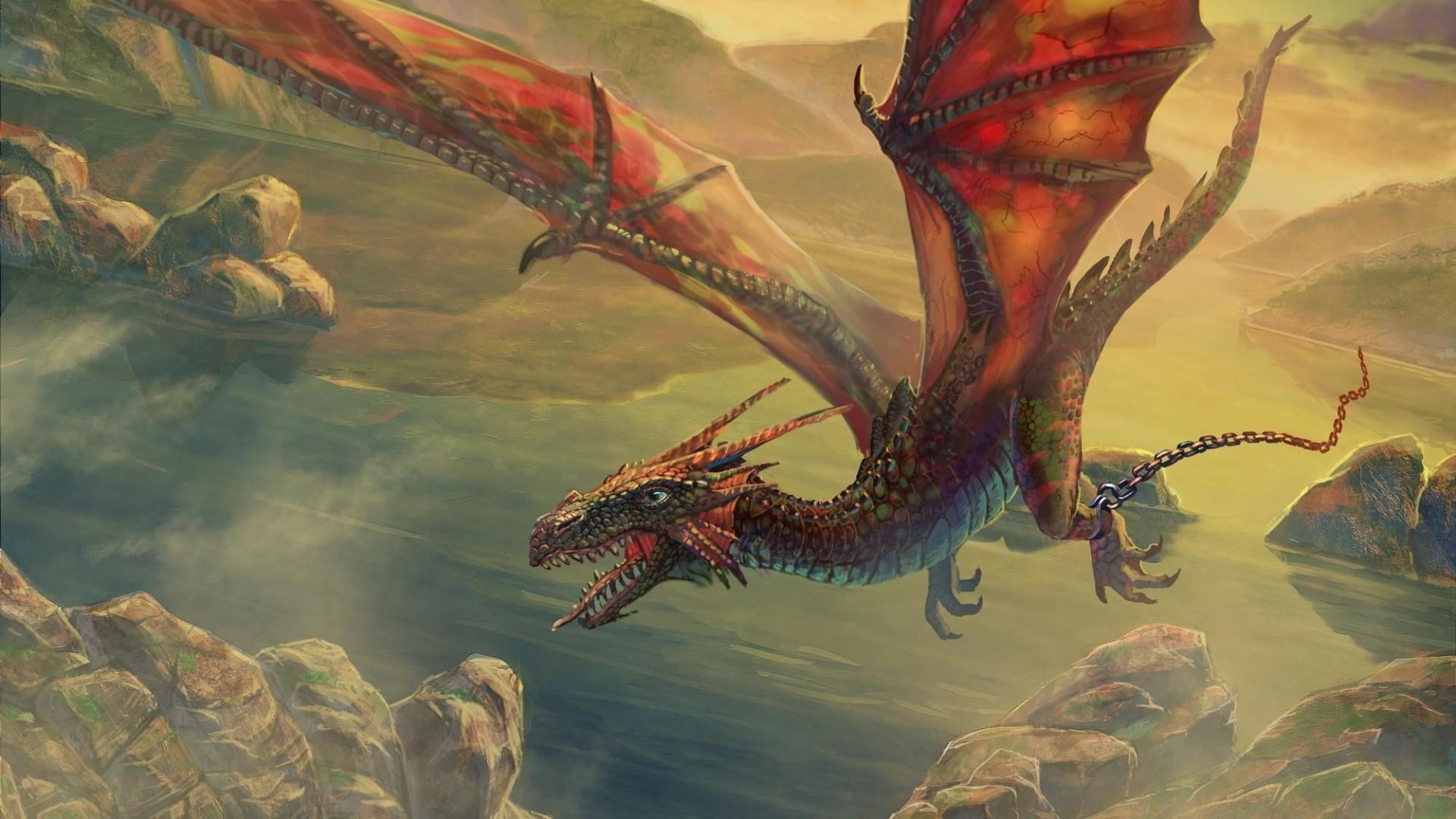 Dragon Wallpaper 1920x1080 (70+ images)