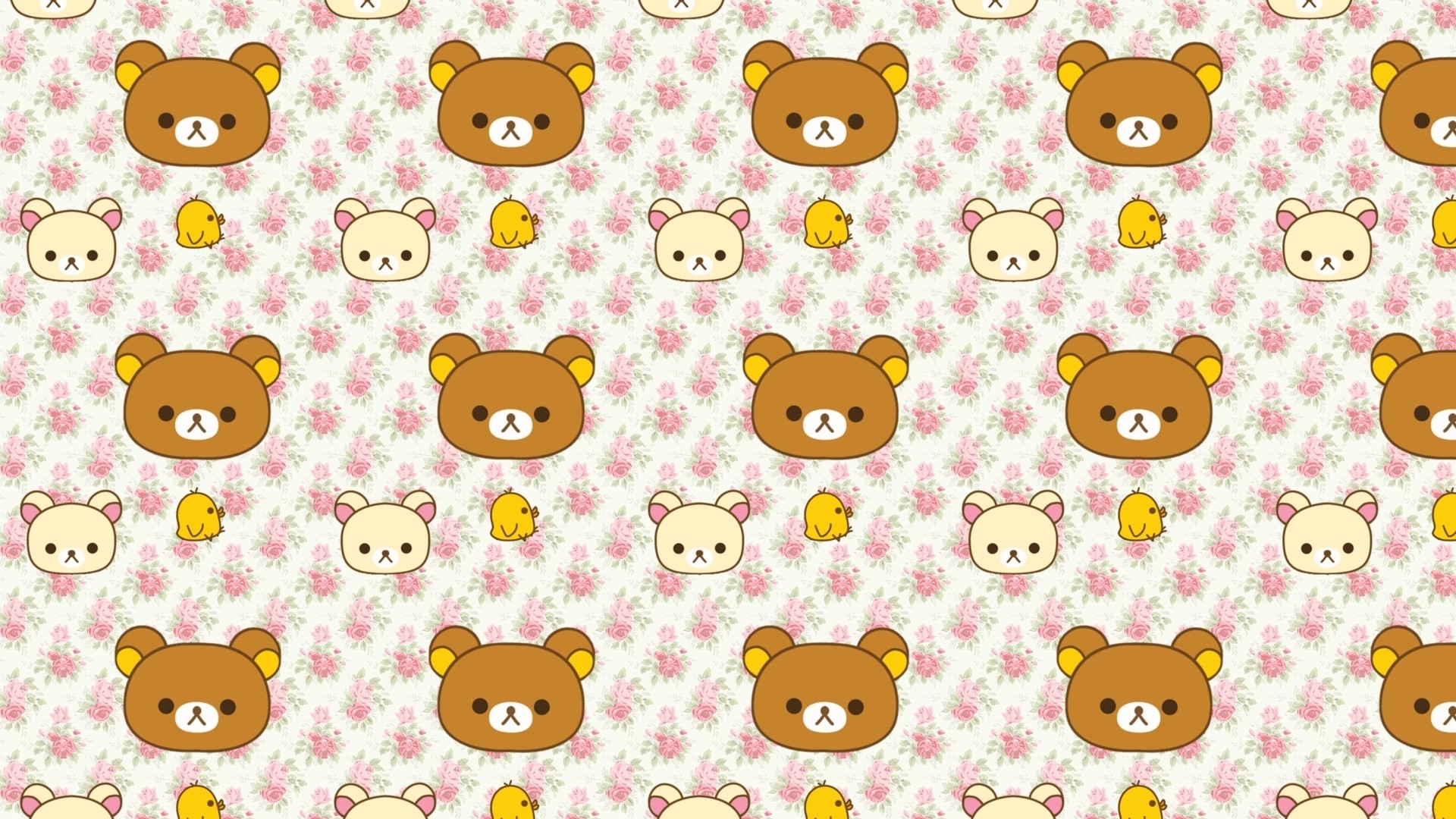 1920x1080 rilakkuma cute wallpaper chocolate -#main