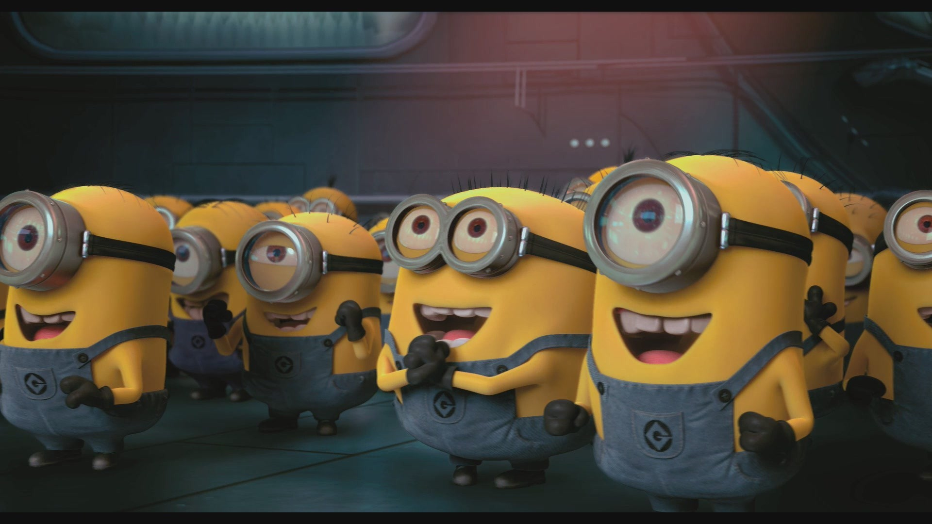1920x1080 Animation Minions Wallpaper  Animation, Minions