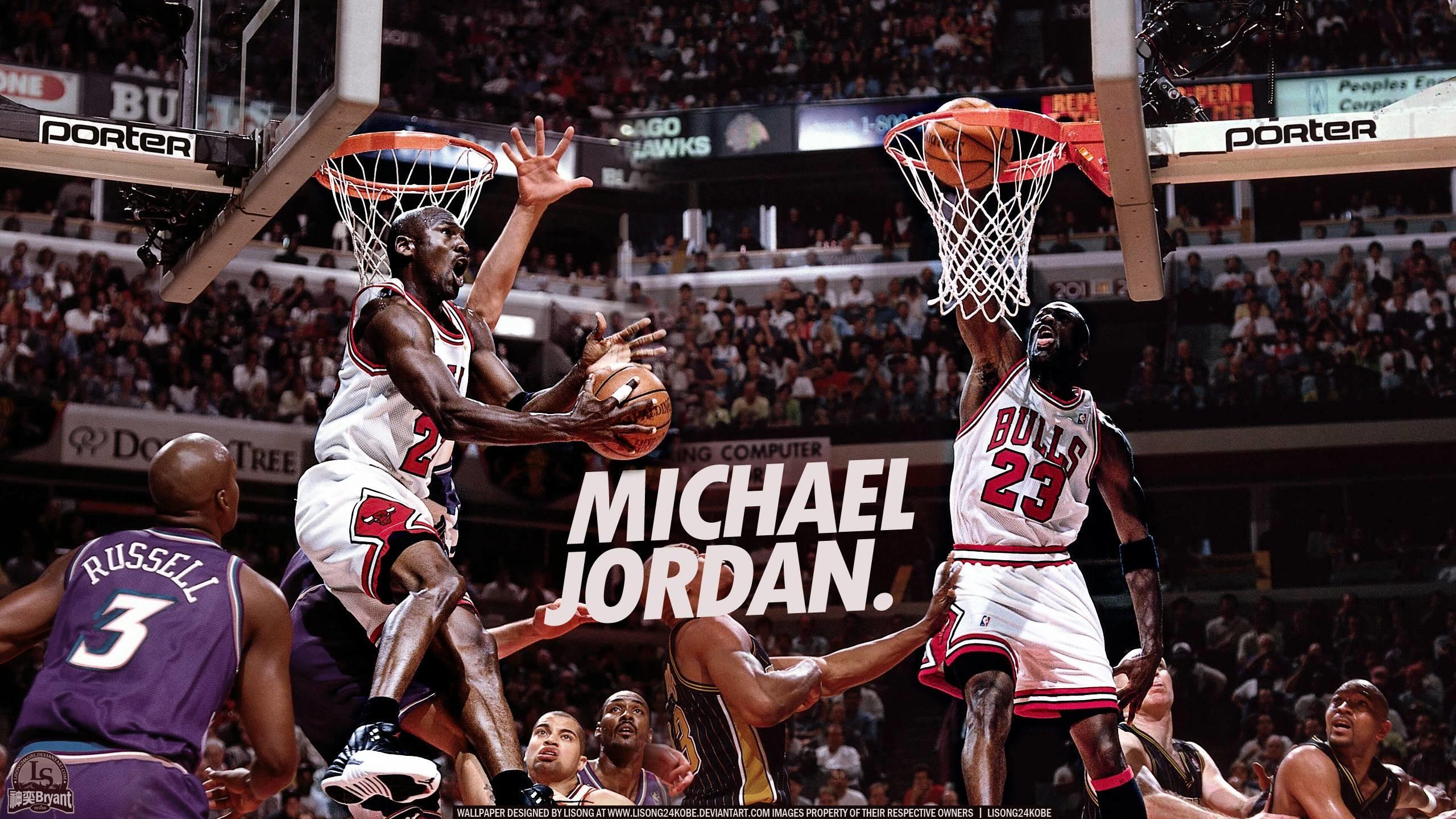 3840x2160 Vintage Michael Jordan 4K Wallpapers