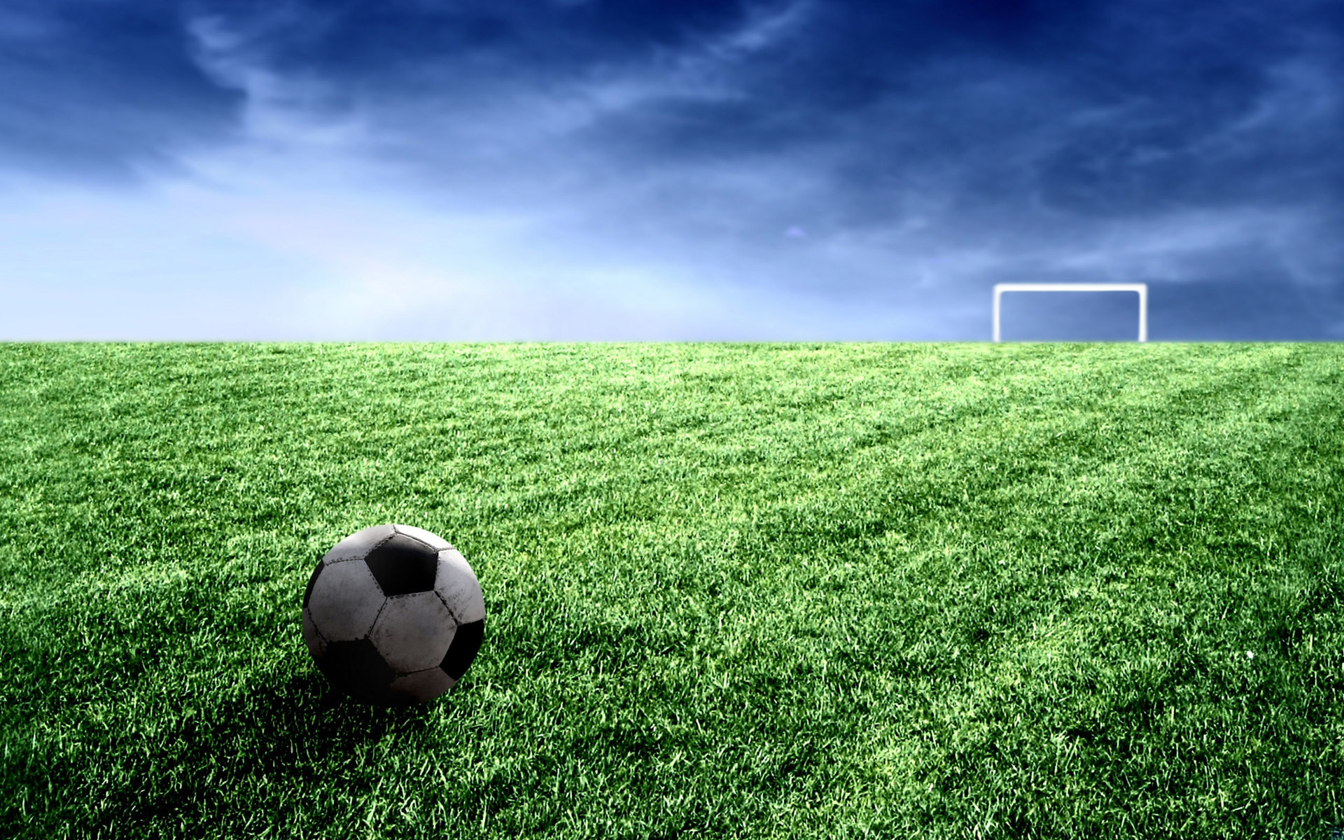1920x1200 Soccer Field HD Wide Wallpaper for Widescreen