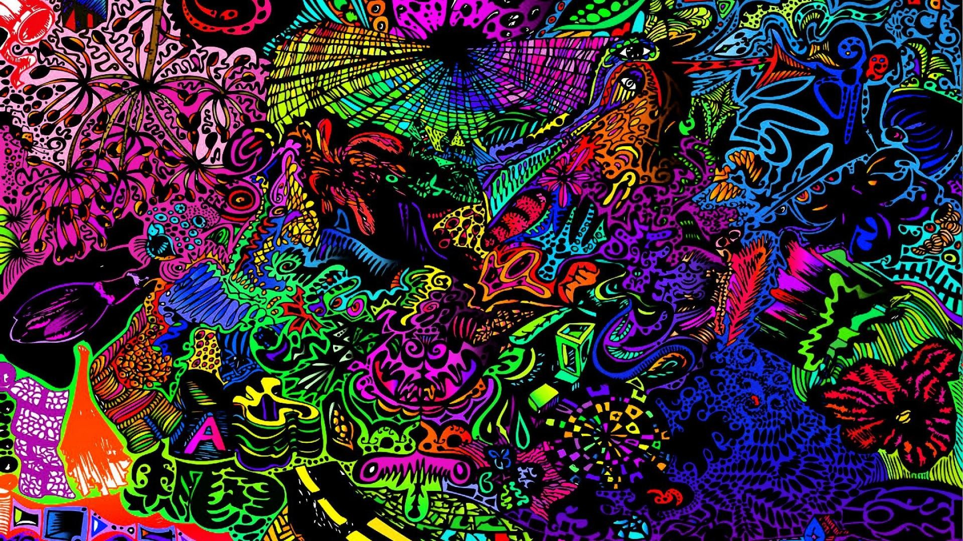 Trippy Acid Wallpaper (63+ images)