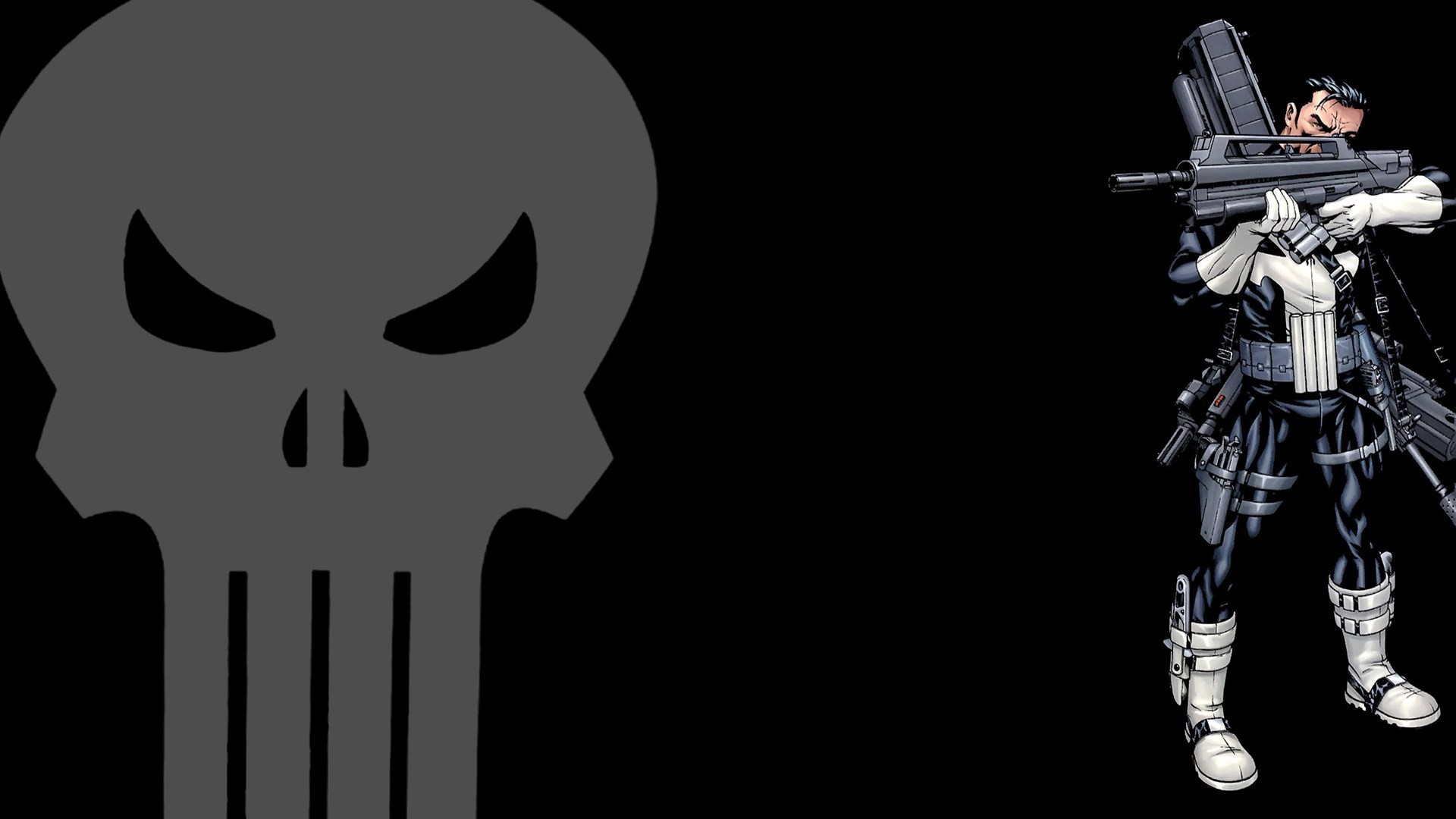 1920x1080 the punisher wallpaper - Full HD Backgrounds, Valiant Jacobson 2017-03-09